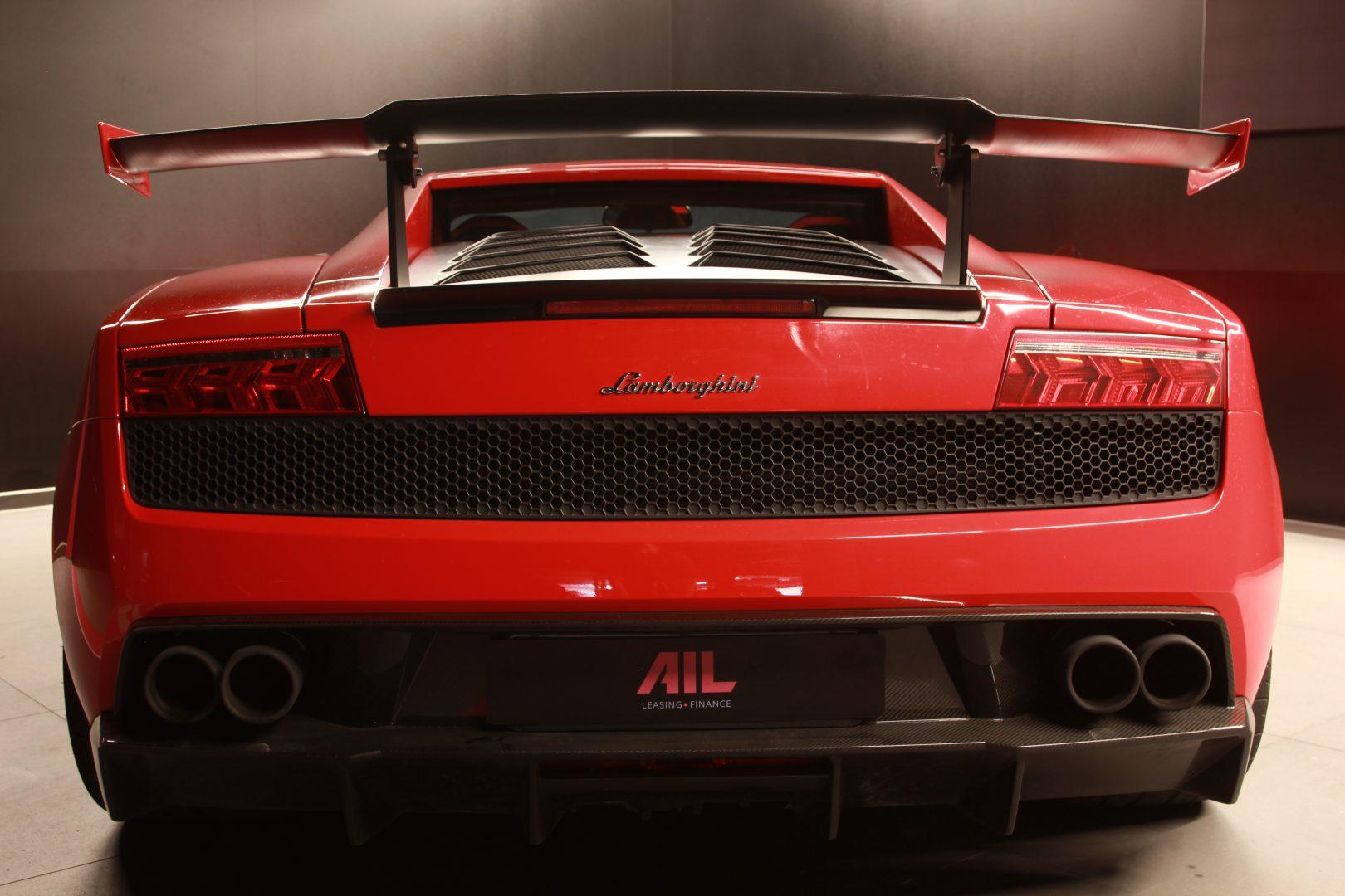 AIL Lamborghini Gallardo LP570-4 Super Trofeo 7