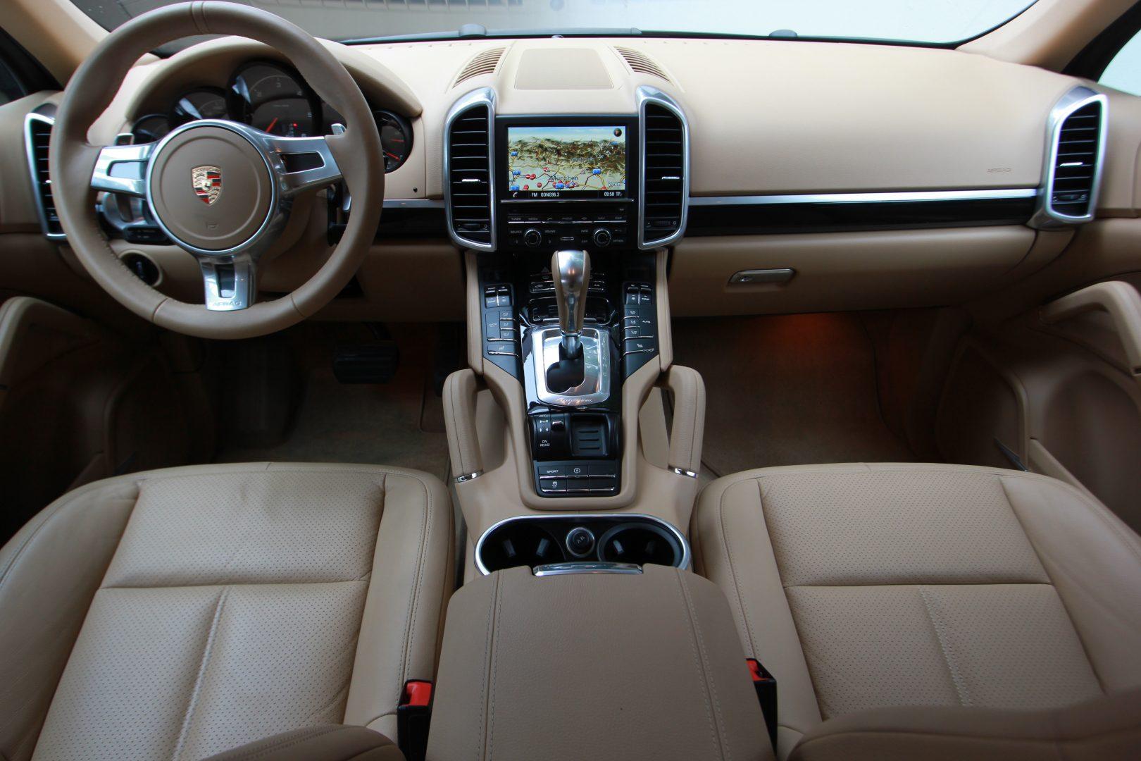 AIL Porsche Cayenne Diesel 20 RS SpyderDesign 4