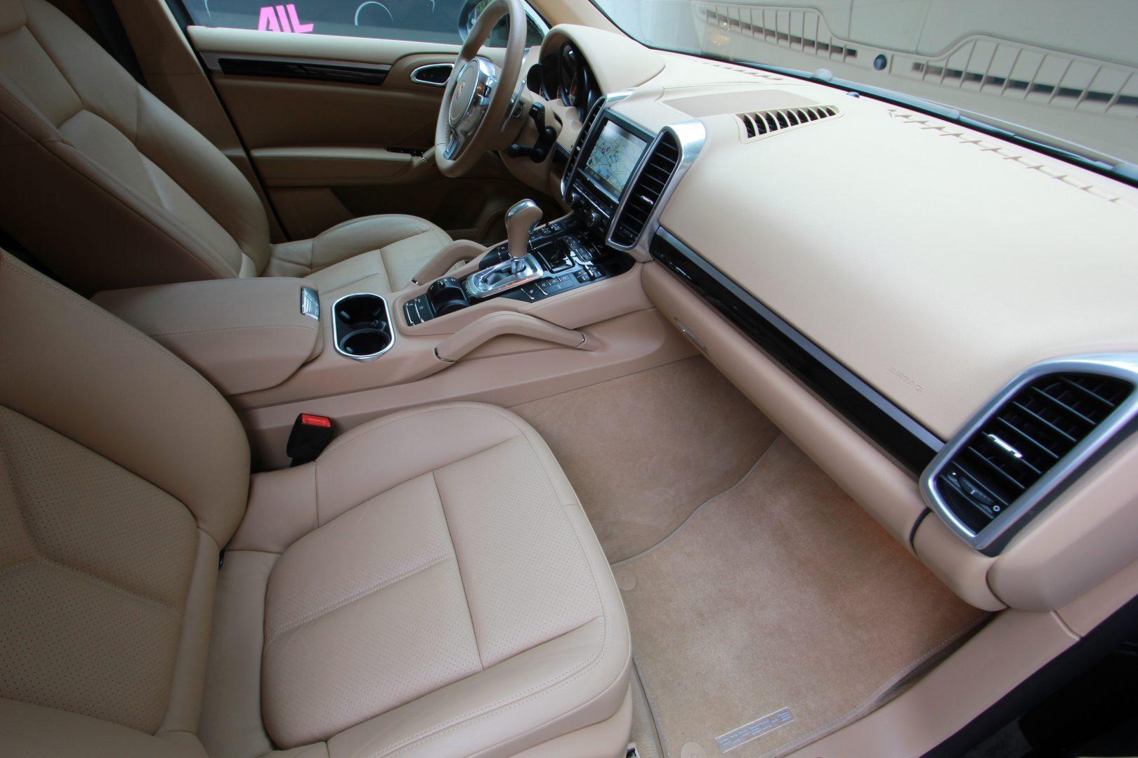 AIL Porsche Cayenne Diesel 20 RS SpyderDesign 6