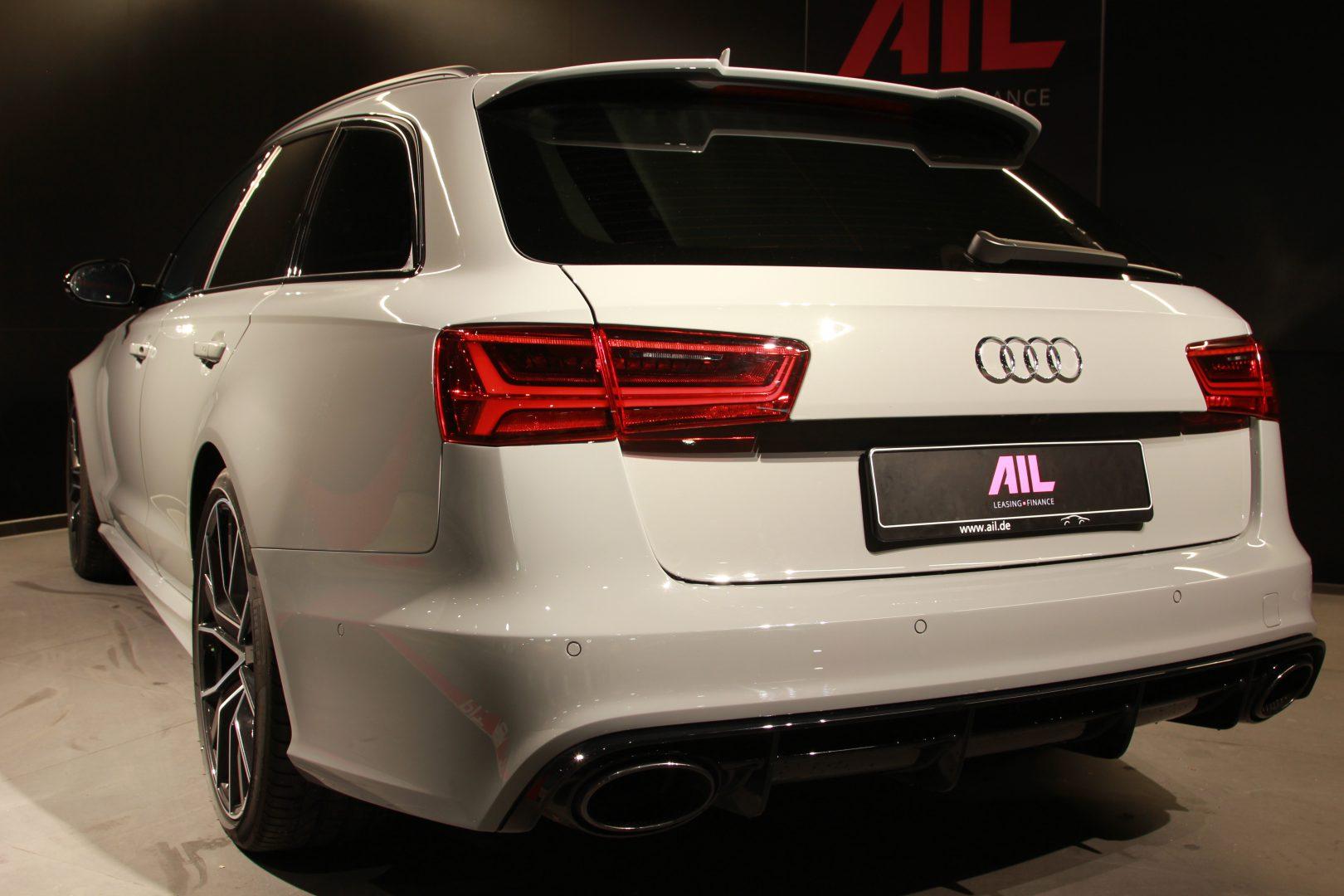 AIL Audi RS6 Avant Performance Dynamic-Paket plus 1