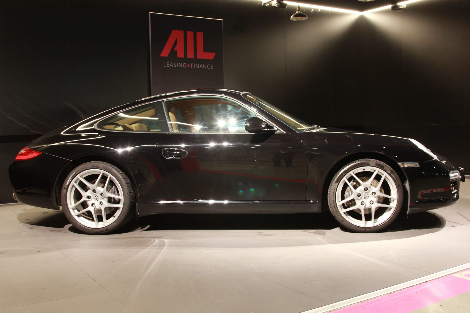 AIL Porsche 911 997 Coupe Sound-Package Plus 4