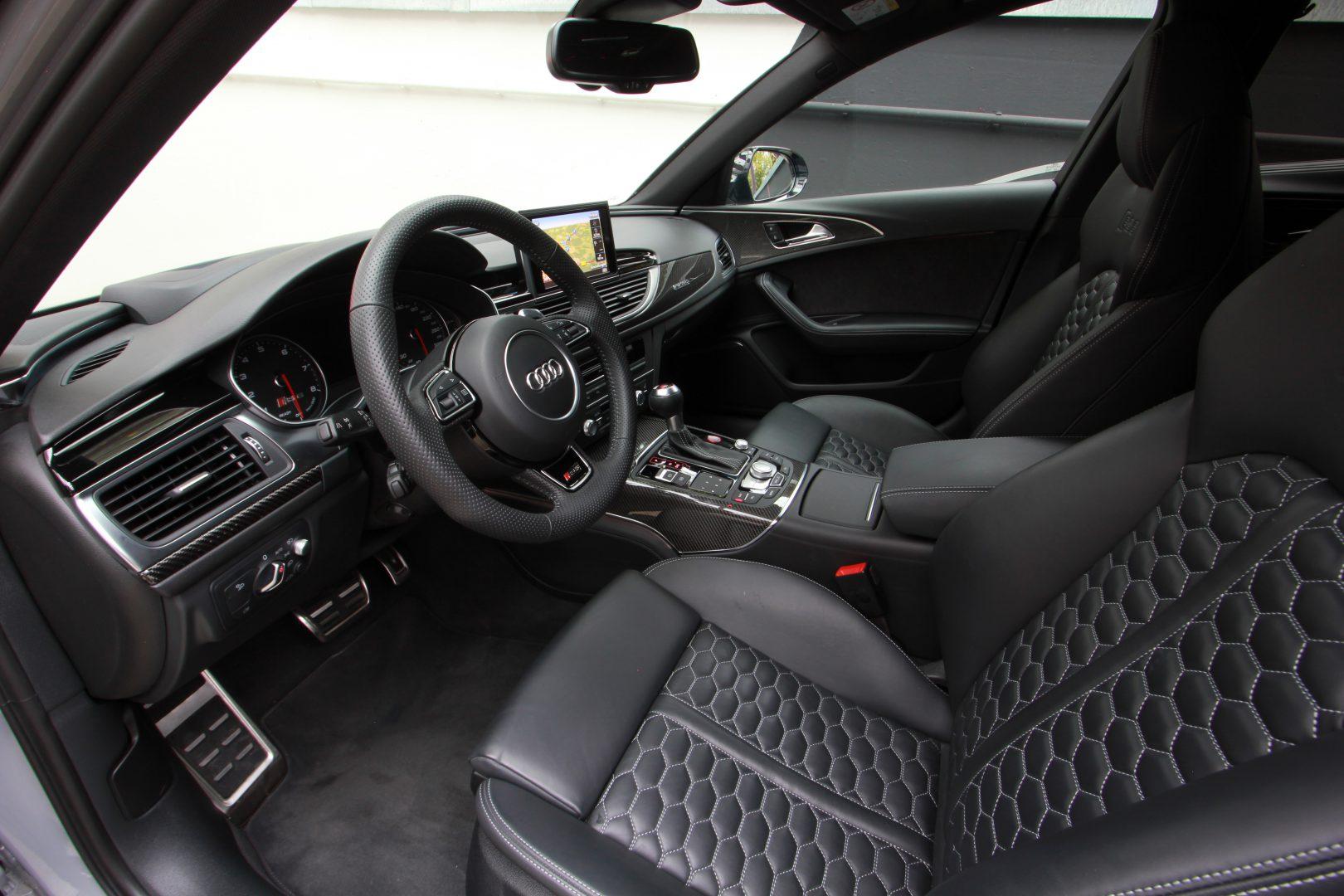 AIL Audi RS6 Avant Performance Dynamic-Paket plus 2