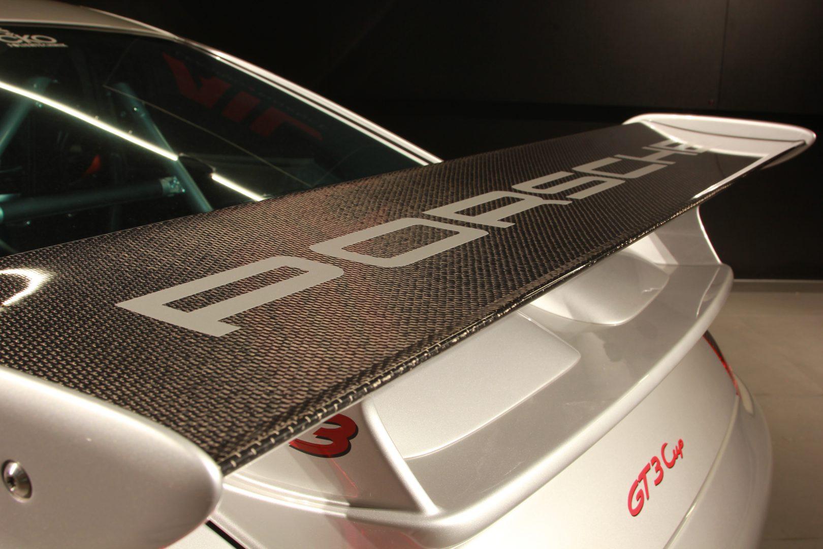 AIL Porsche 911 997 GT3 RS Cup Chrono Paket 5