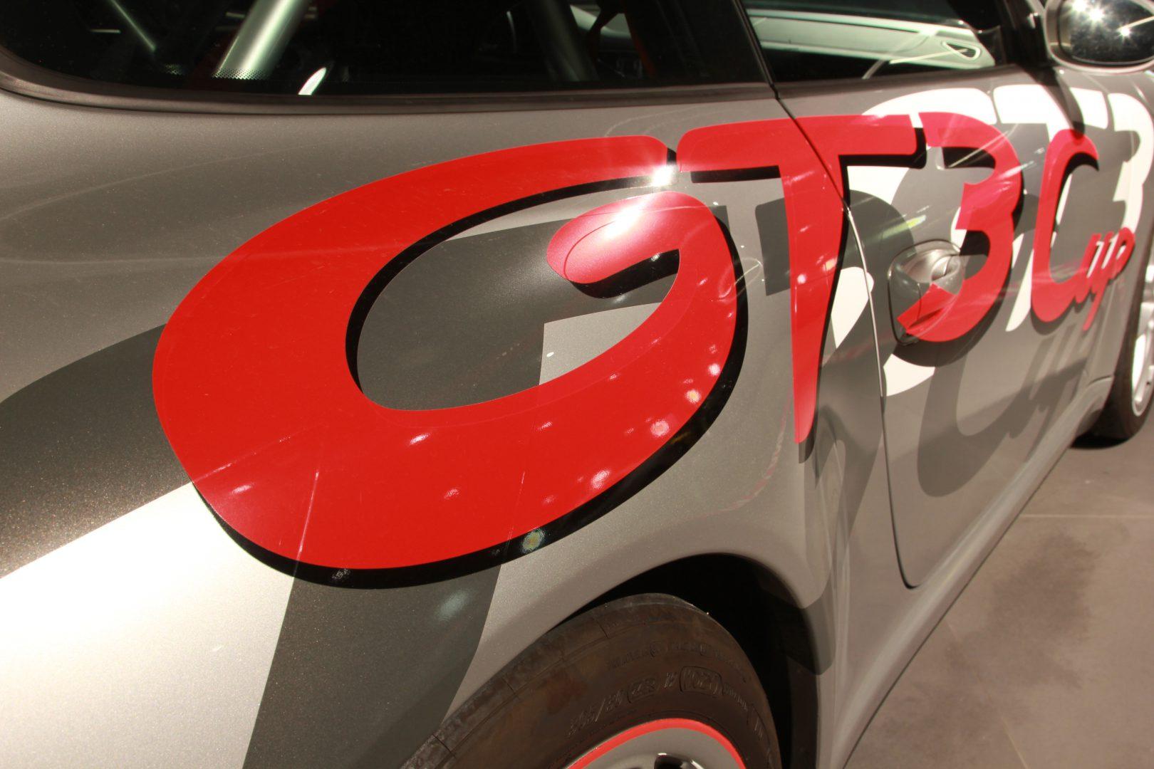 AIL Porsche 911 997 GT3 RS Cup Chrono Paket 10