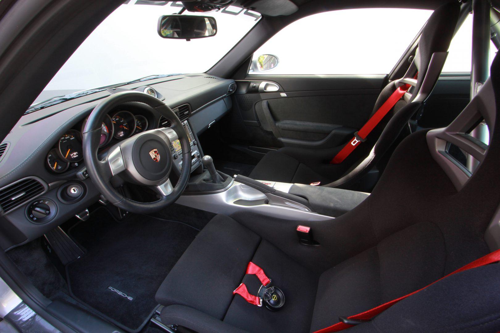 AIL Porsche 911 997 GT3 RS Cup Chrono Paket 2