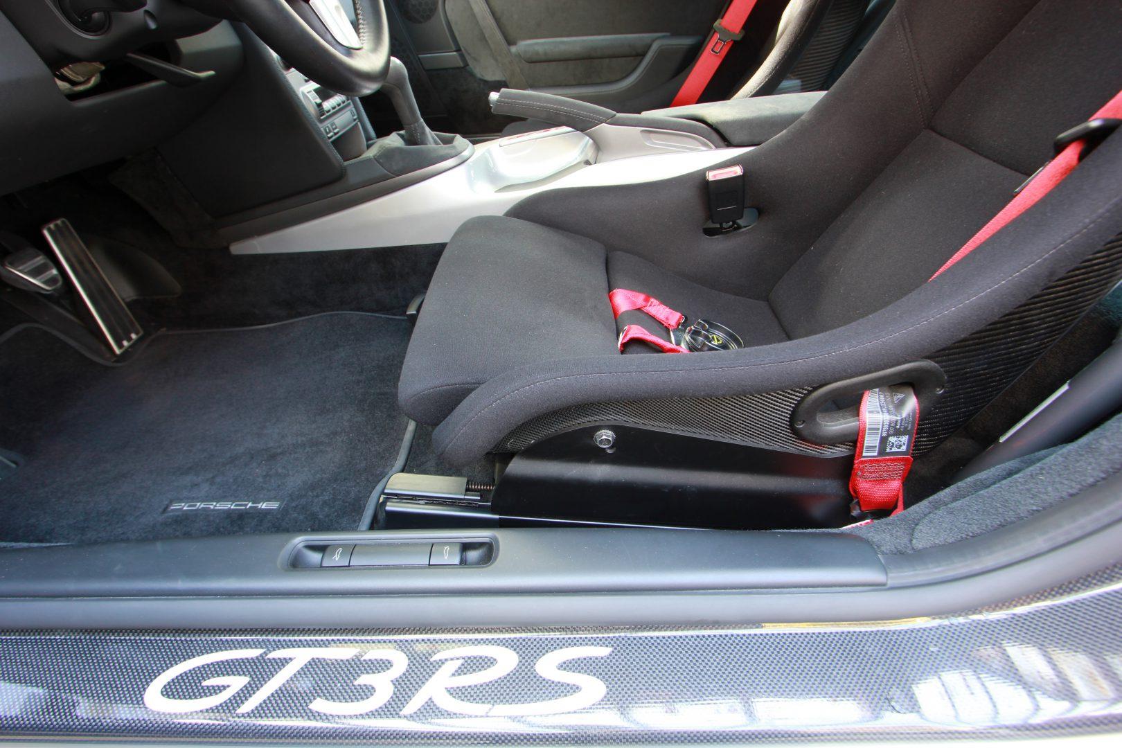 AIL Porsche 911 997 GT3 RS Cup Chrono Paket 13