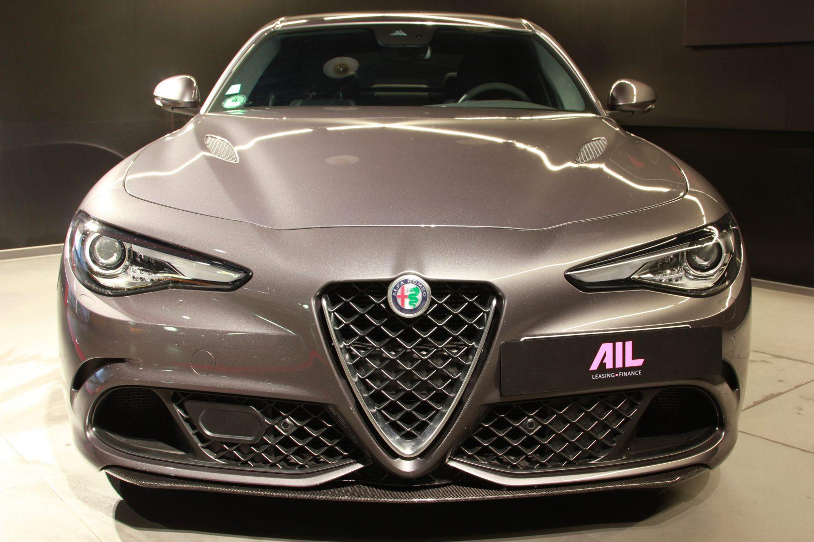 AIL Alfa Romeo  Giulia 2.9 V6 Bi-Turbo Quadrifoglio