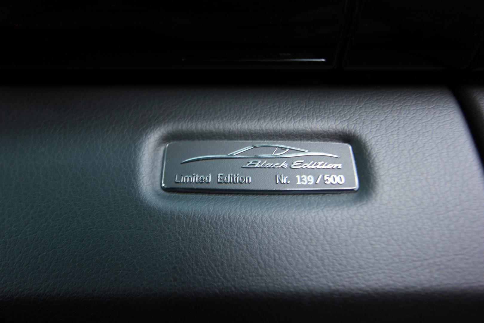 AIL Porsche Cayman S Black Edition PDK Sport Chrono 4