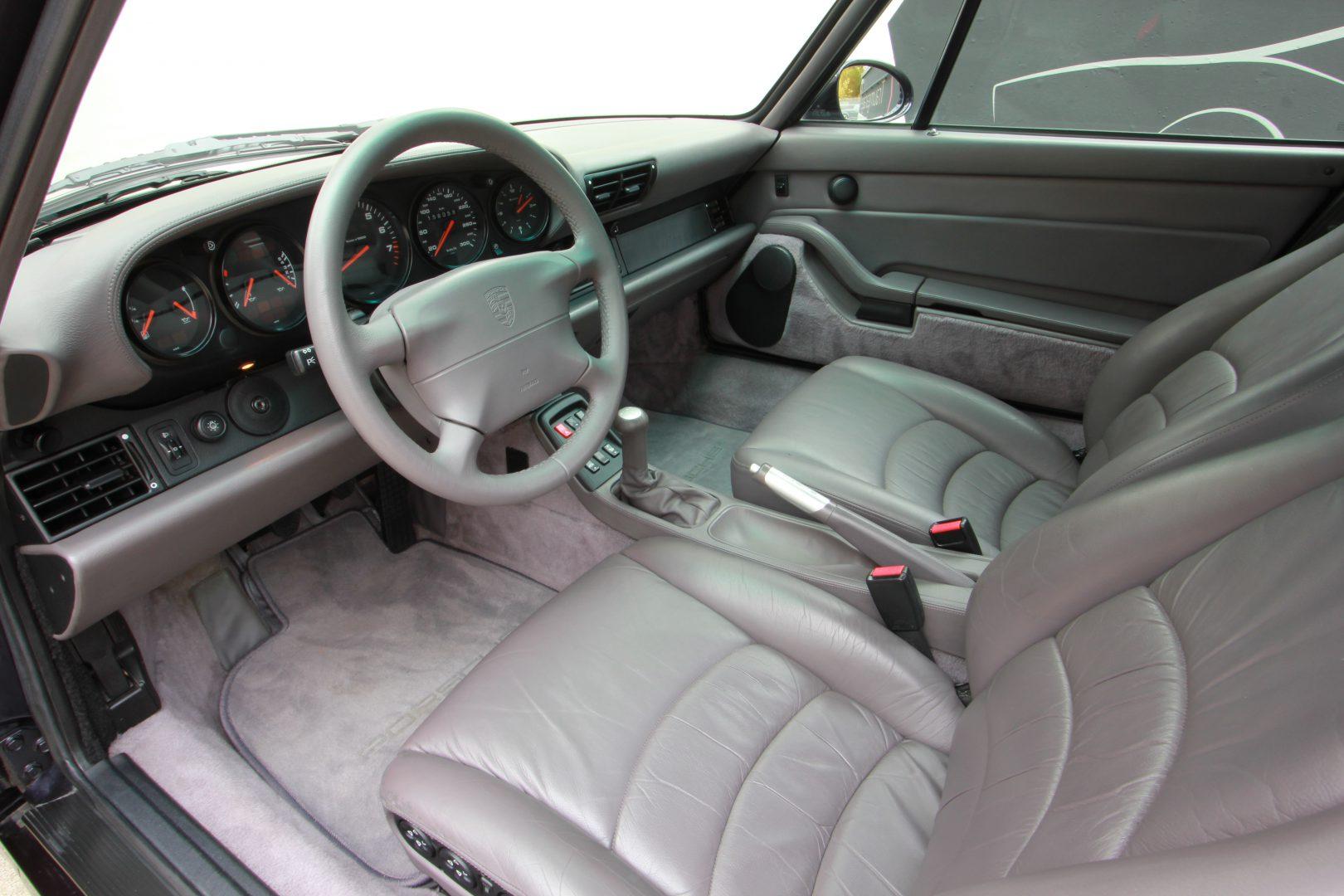 AIL Porsche 911 993 Carrera 4S 8