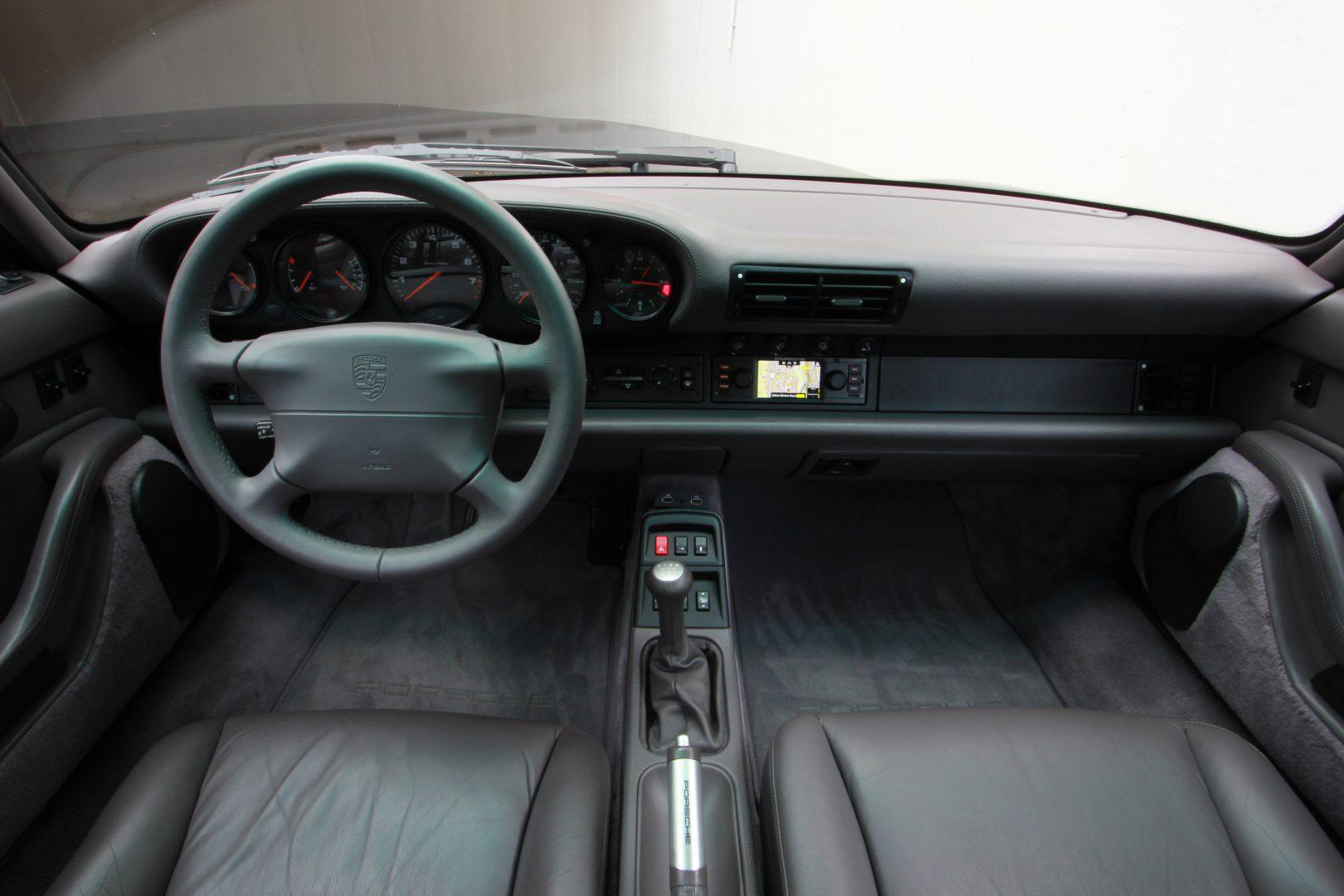 AIL Porsche 911 993 Carrera 4S 2
