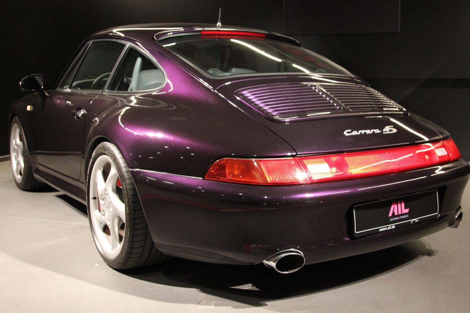 AIL Porsche 911 993 Carrera 4S 7