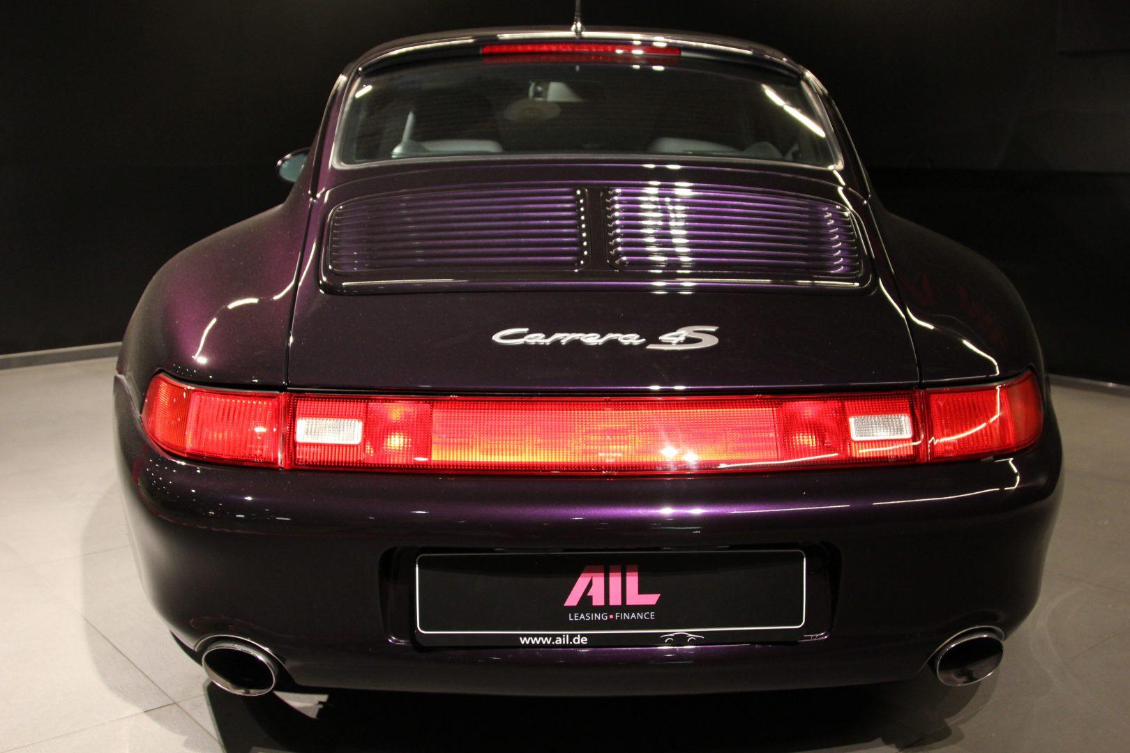 AIL Porsche 911 993 Carrera 4S 3