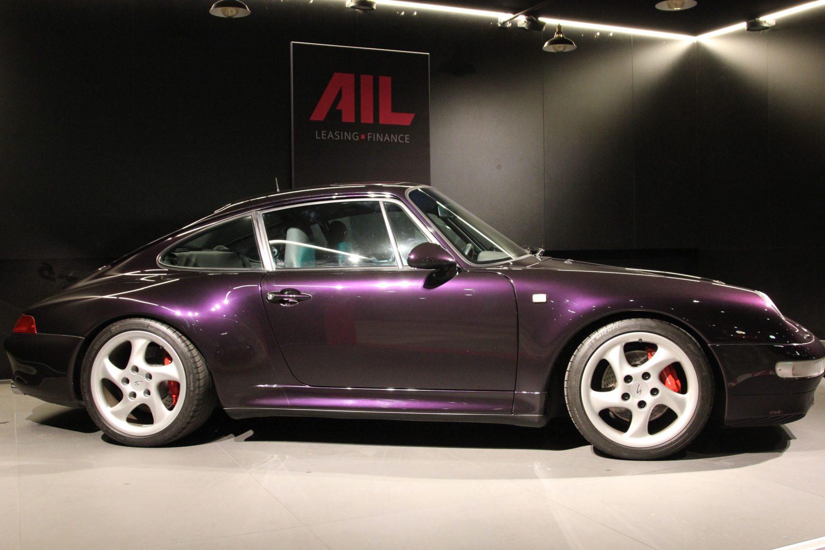 AIL Porsche 911 993 Carrera 4S 1