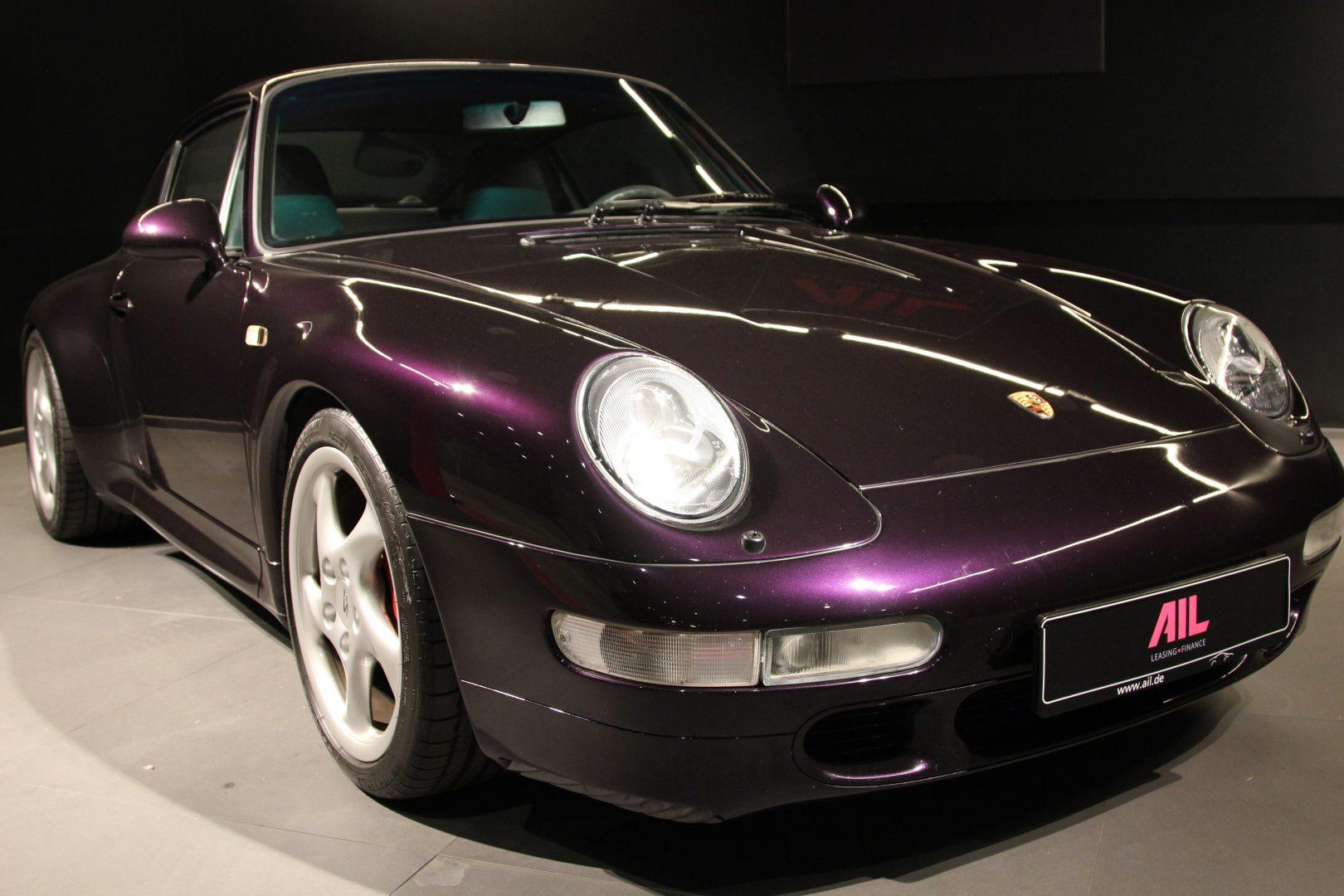 AIL Porsche 911 993 Carrera 4S 11