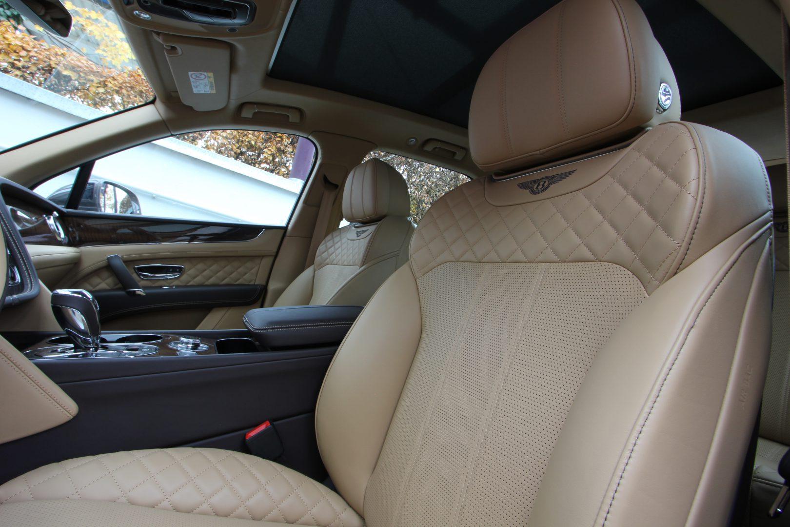 AIL Bentley Bentayga V8 Diesel Mulliner Driving Paket  9