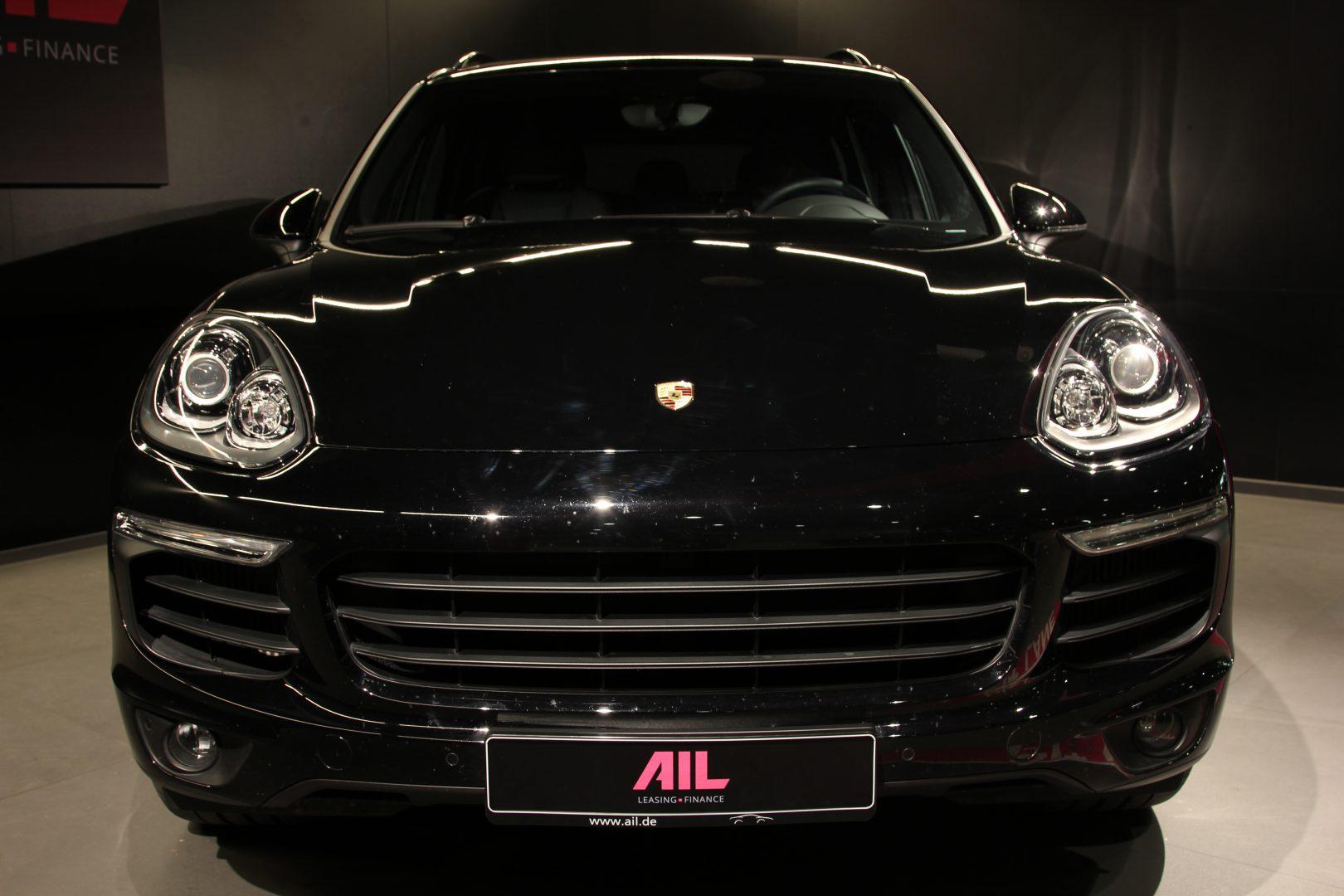 AIL Porsche Cayenne Diesel DAB+ 21 Zoll Sport Edition 1