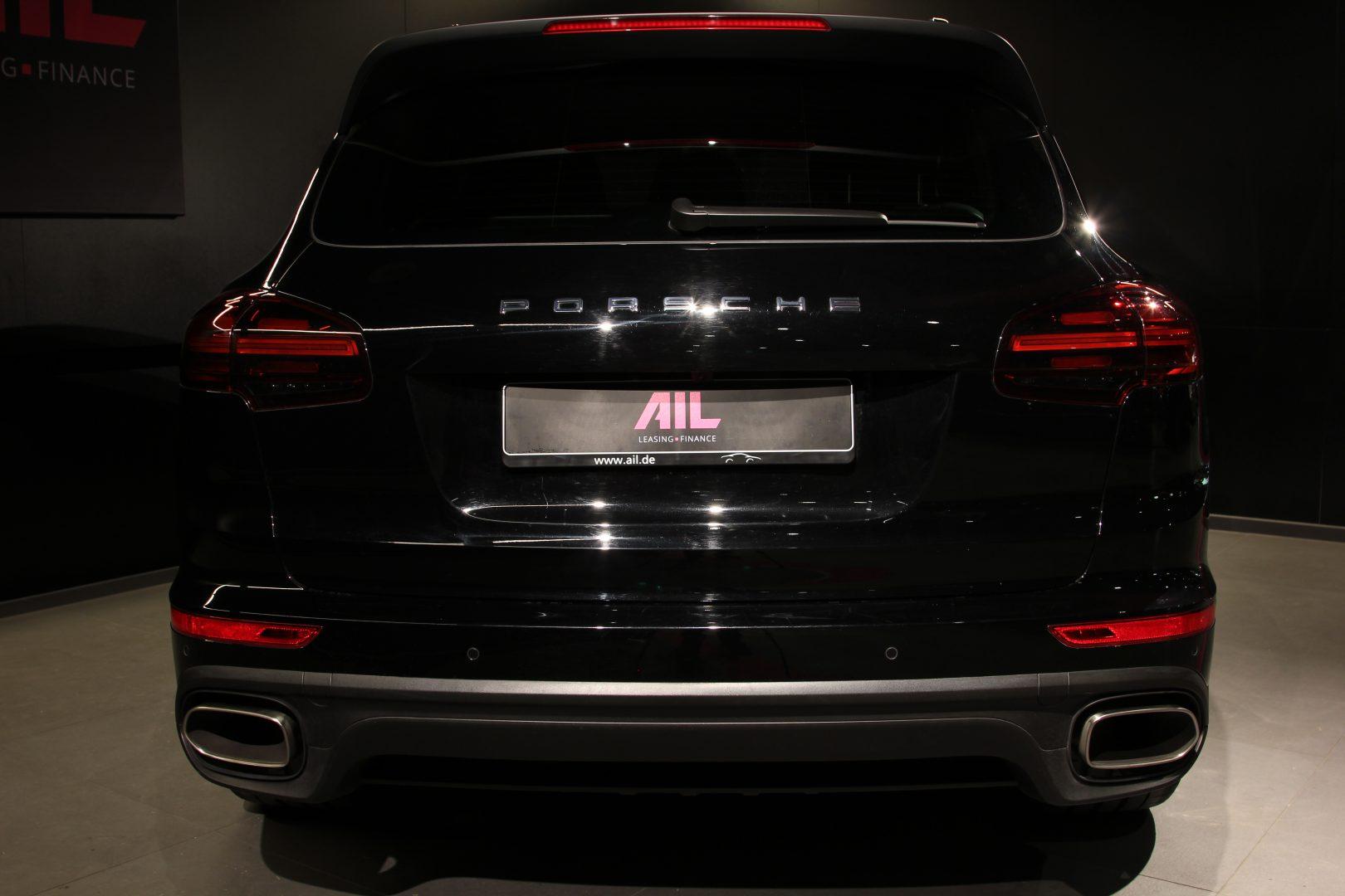AIL Porsche Cayenne Diesel DAB+ 21 Zoll Sport Edition 8
