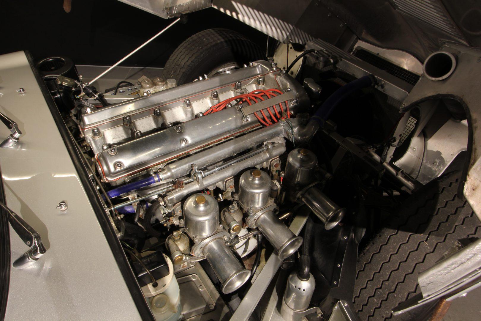 AIL Jaguar E-Type Coupé S1,5 Lightweight Recreation 9