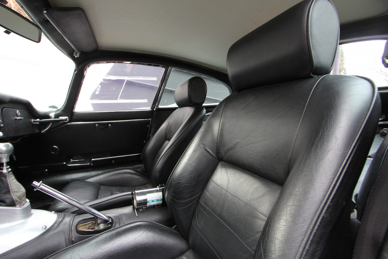 AIL Jaguar E-Type Coupé S1,5 Lightweight Recreation 3