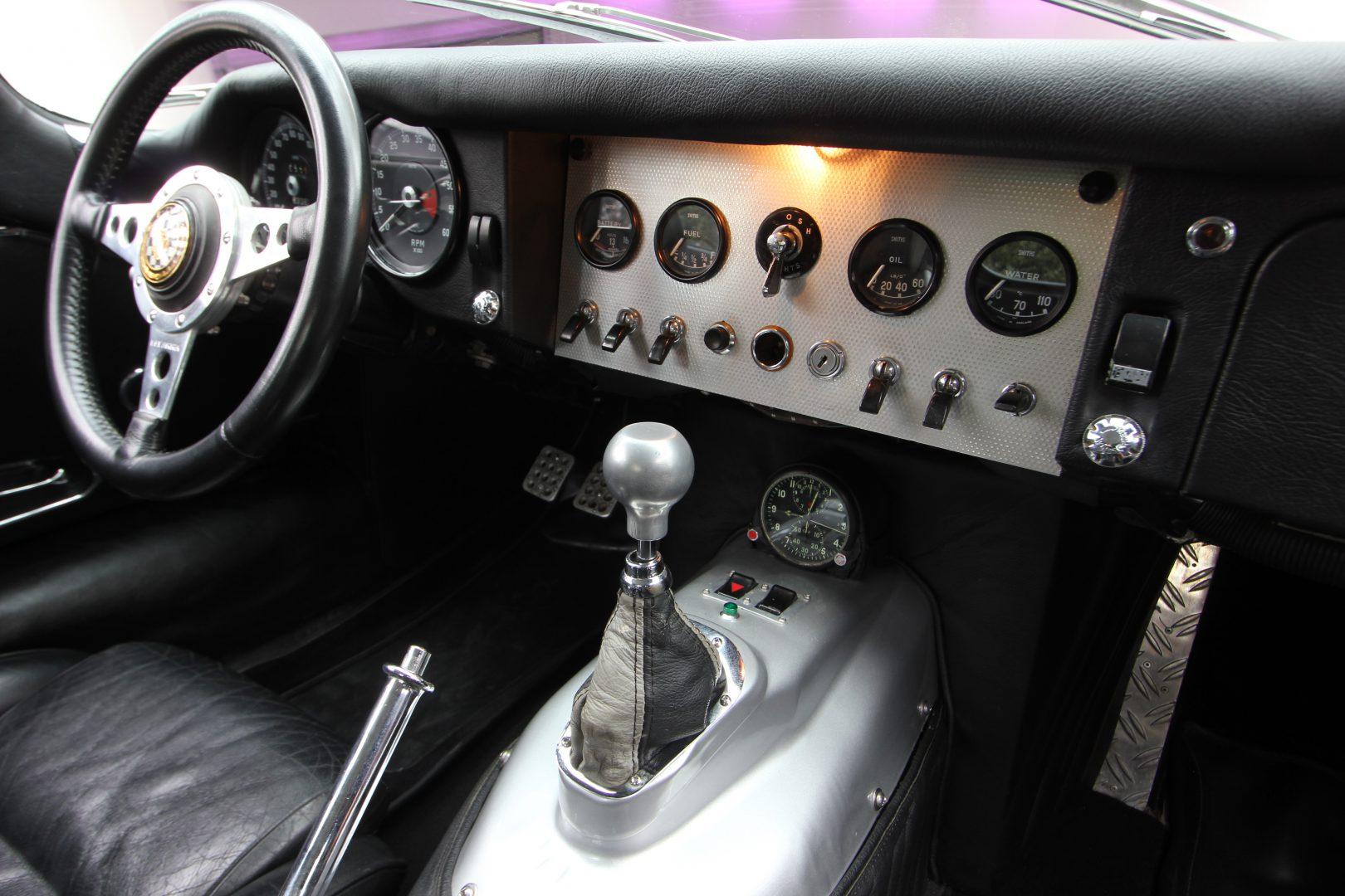 AIL Jaguar E-Type Coupé S1,5 Lightweight Recreation 12