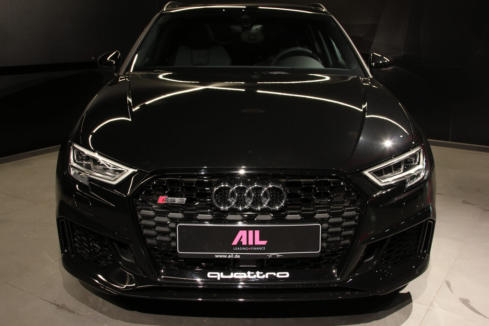 AIL Audi RS3 Sportback Matrix Panorama Virtual Cockpit 2