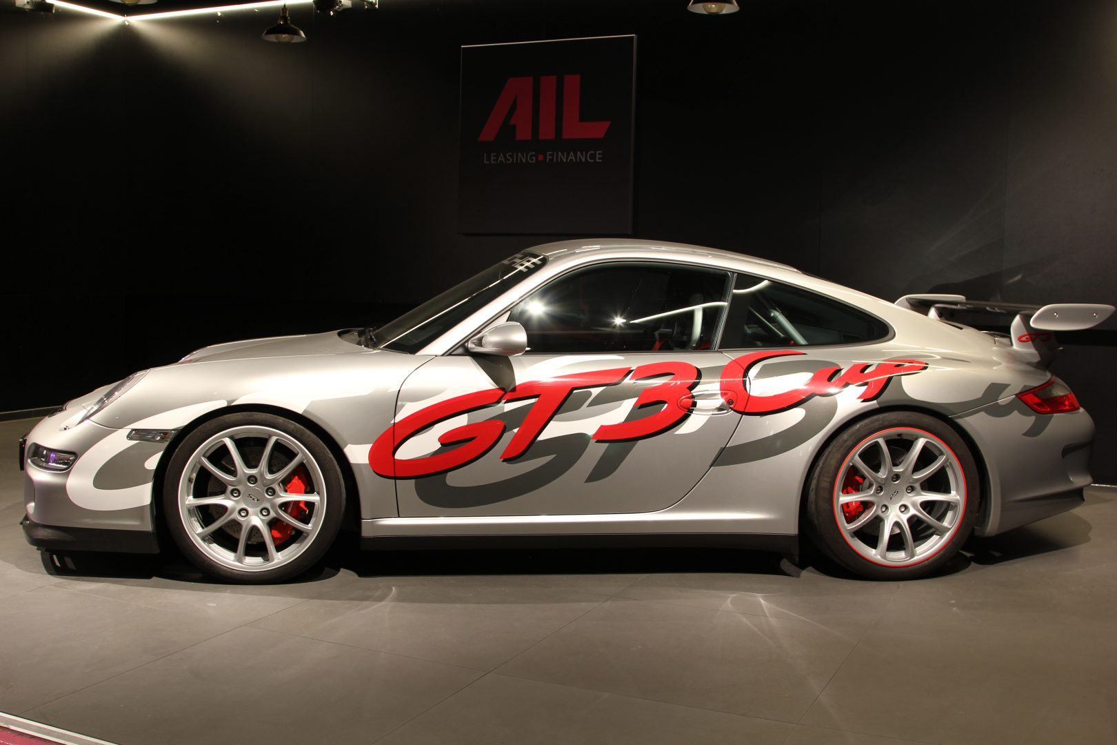 AIL Porsche 911 997 GT3 RS Cup Chrono Paket 3