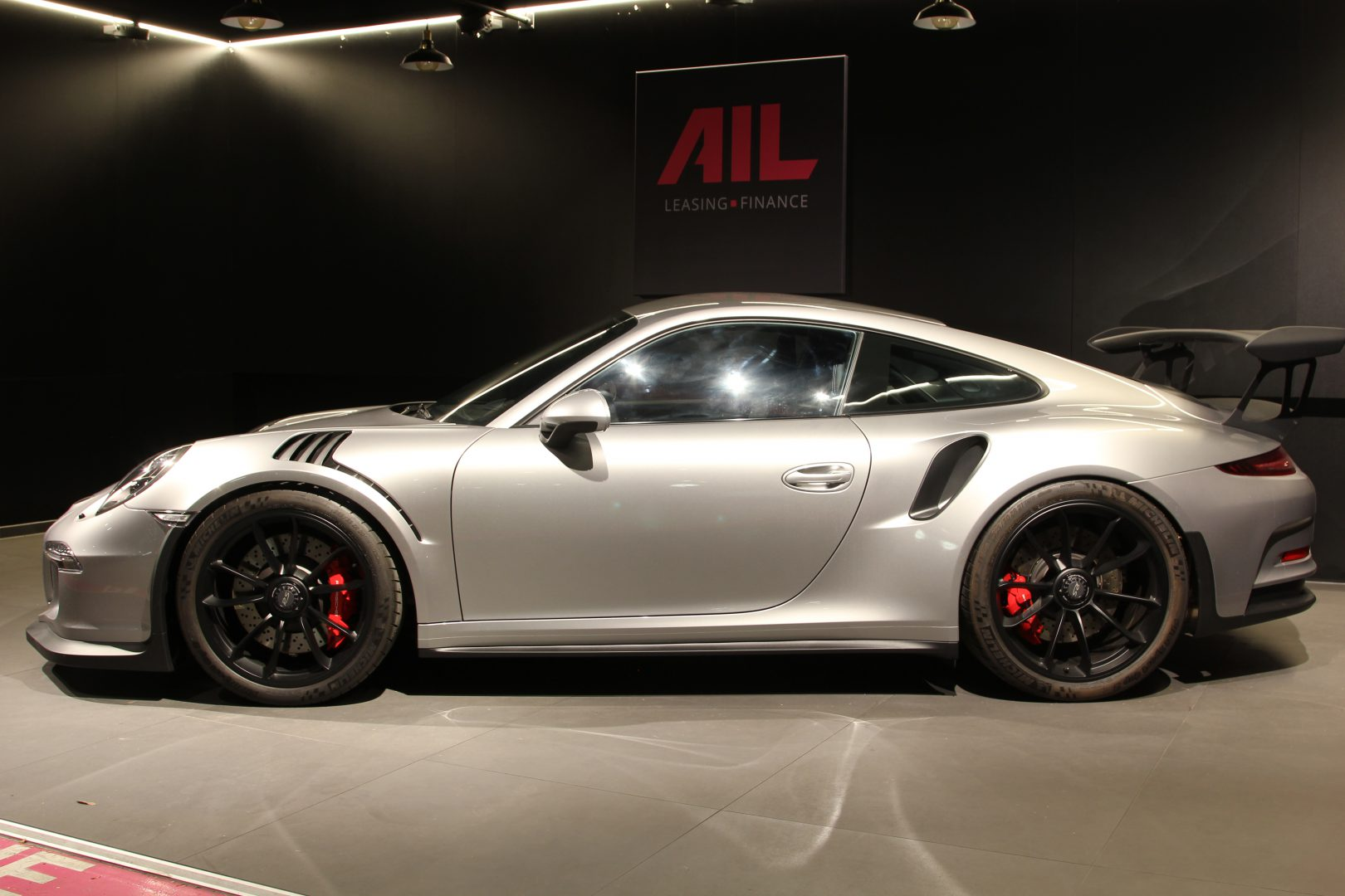 AIL Porsche 911 991 GT3 RS Sound-Package Plus Lift 3