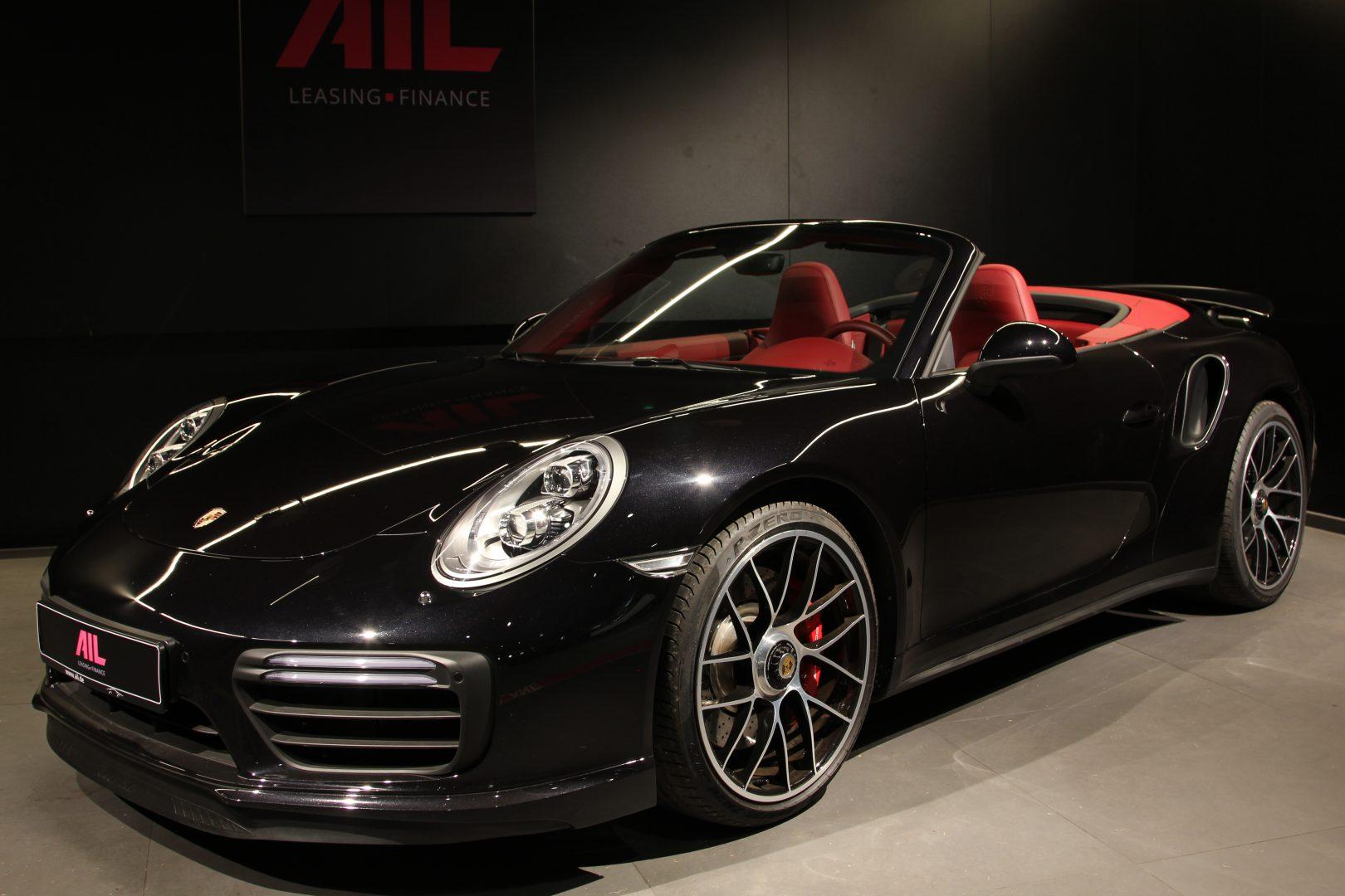 AIL Porsche 911 991 Turbo Cabrio LED Carbon Sitzbelüftung 5