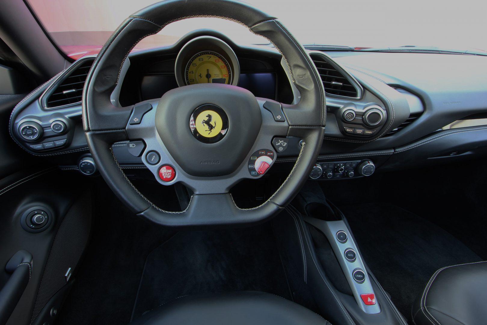 AIL Ferrari 488 GTB Rosso Corsa 2