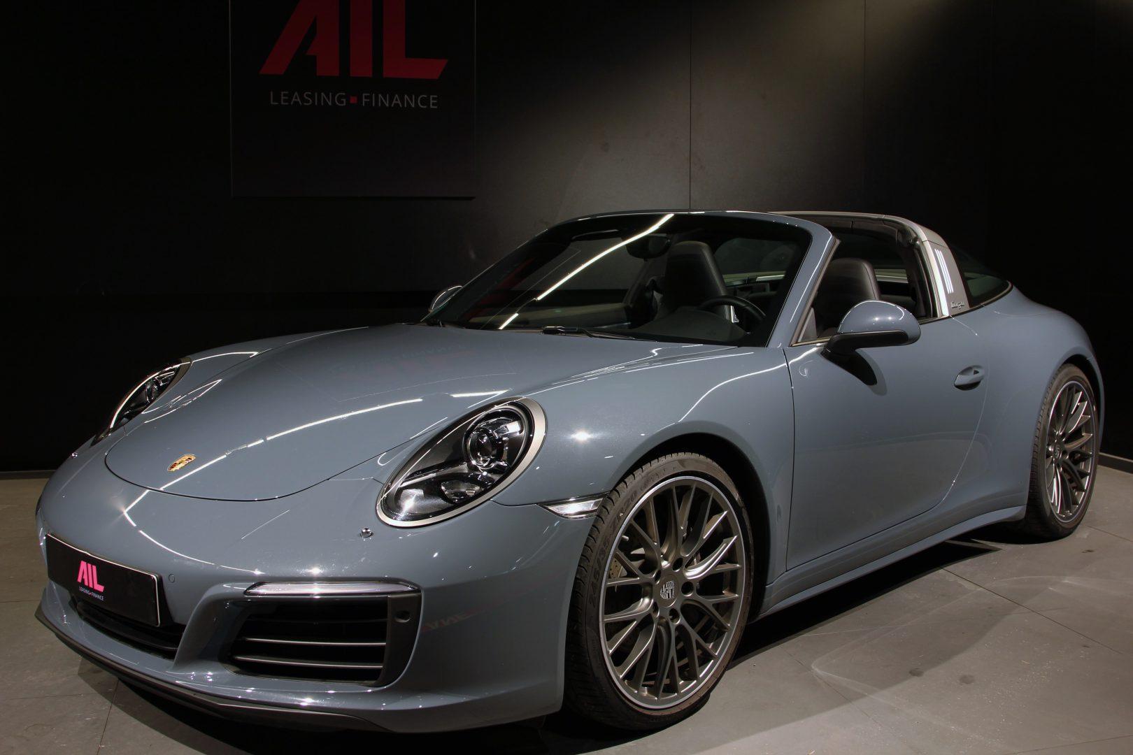 AIL Porsche 911 991 Targa 4 Bose  4