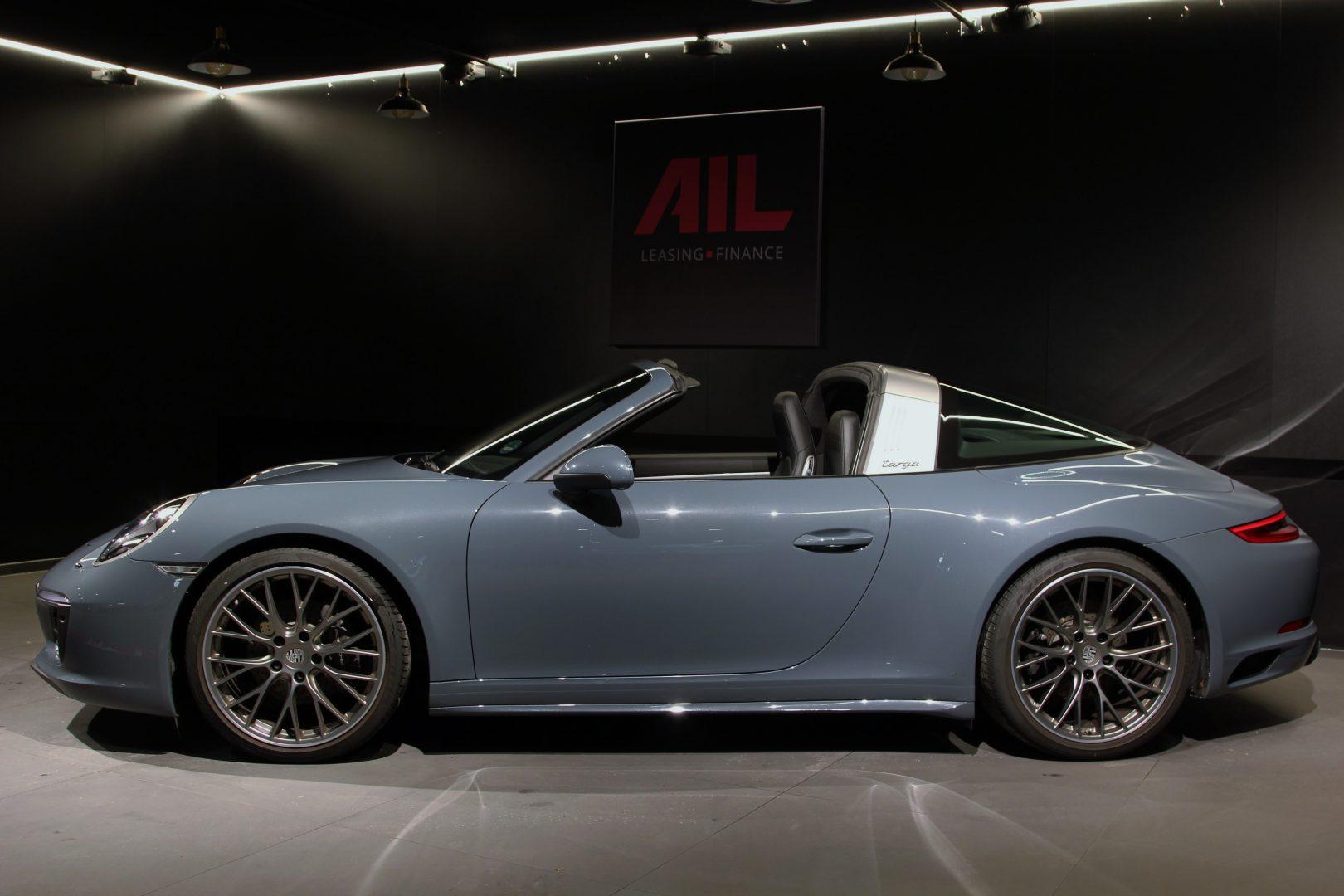 AIL Porsche 911 991 Targa 4 Bose  6