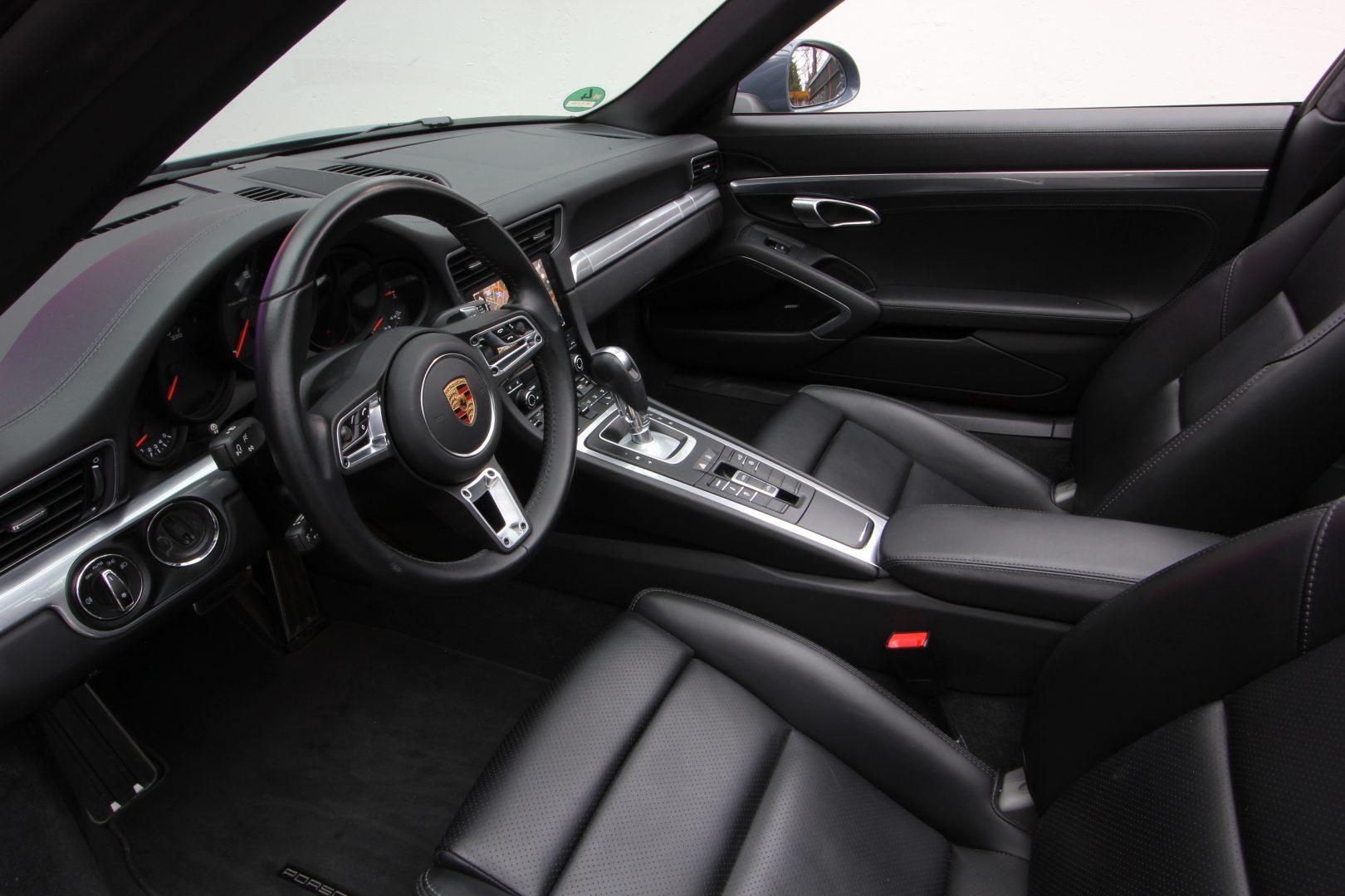 AIL Porsche 911 991 Targa 4 Bose  3