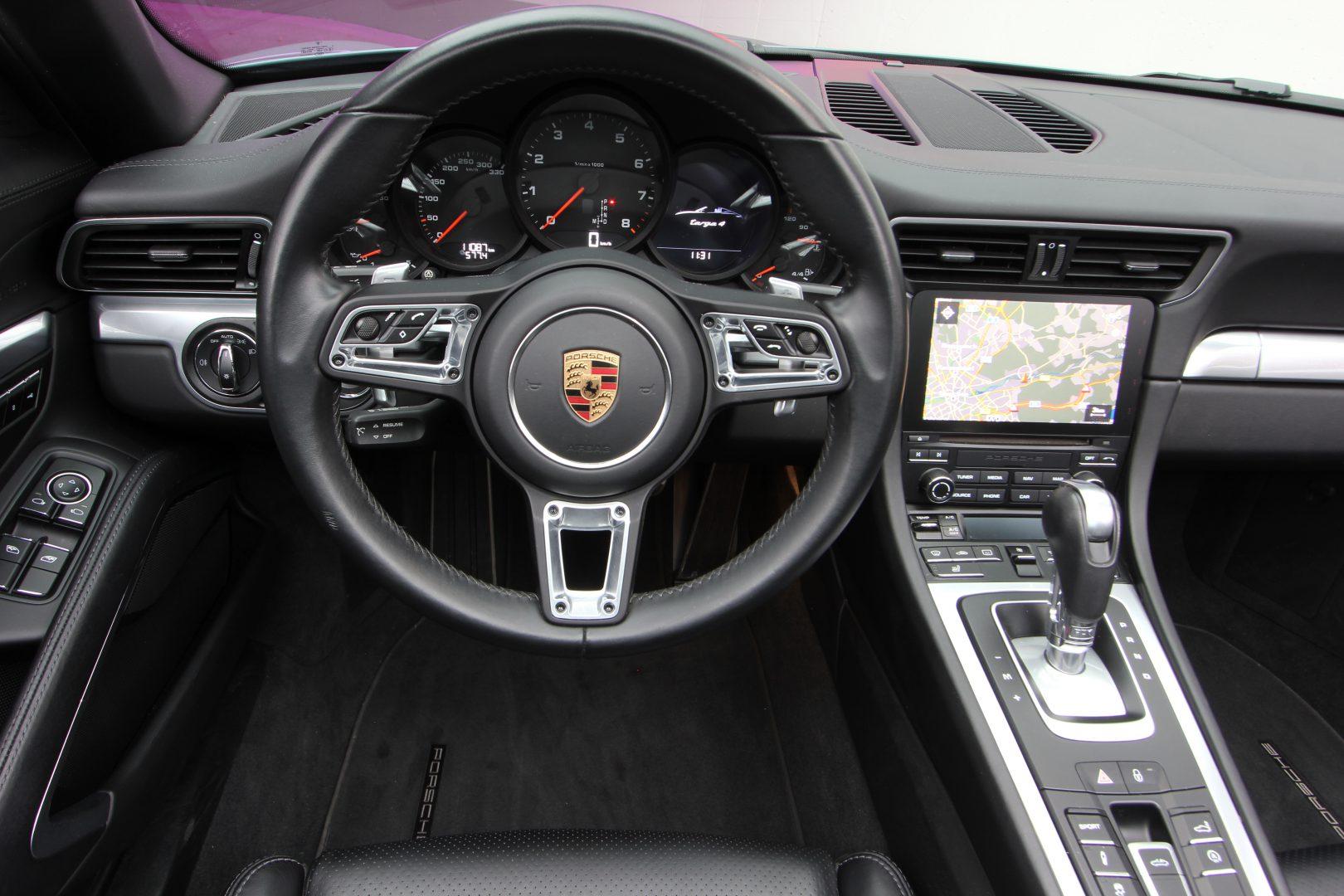 AIL Porsche 911 991 Targa 4 Bose  8