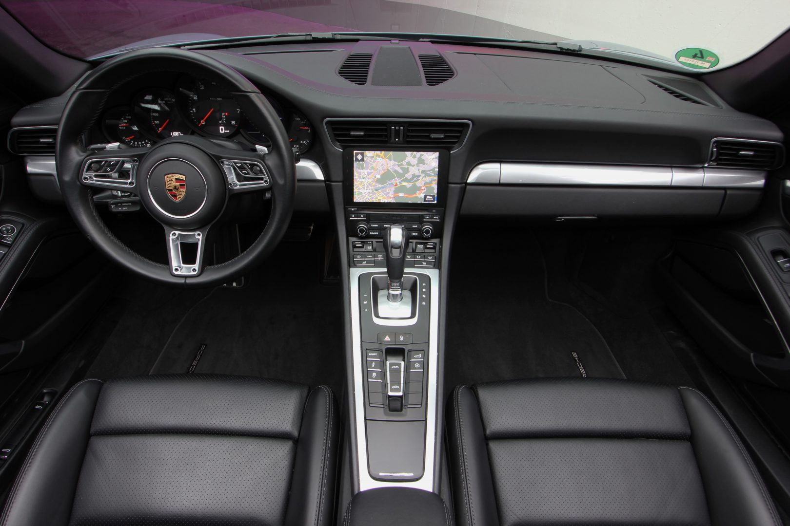 AIL Porsche 911 991 Targa 4 Bose  9