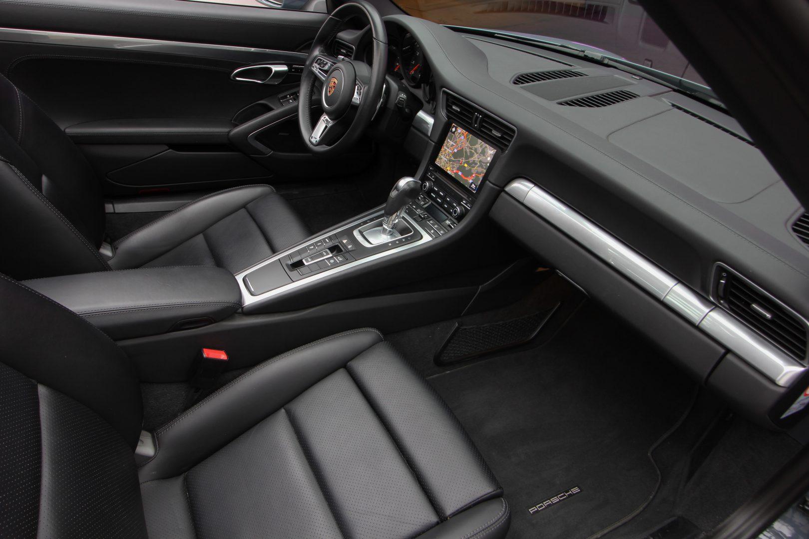AIL Porsche 911 991 Targa 4 Bose  13