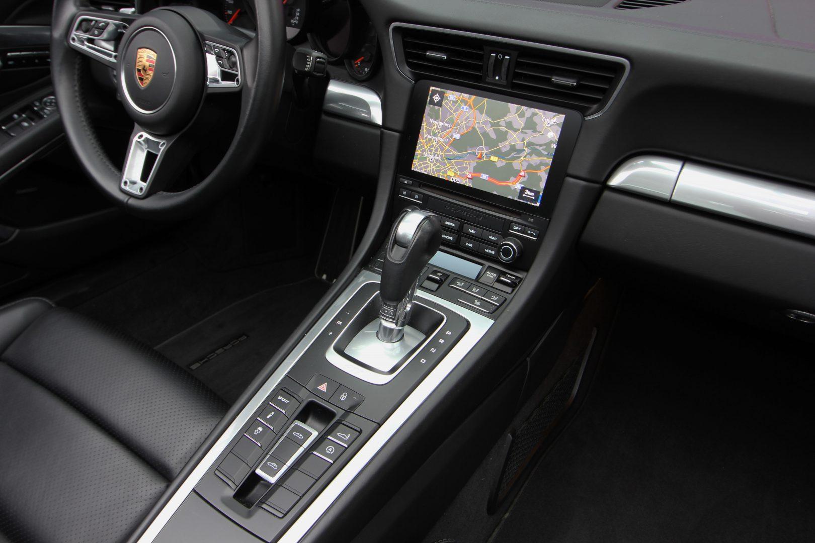 AIL Porsche 911 991 Targa 4 Bose  10