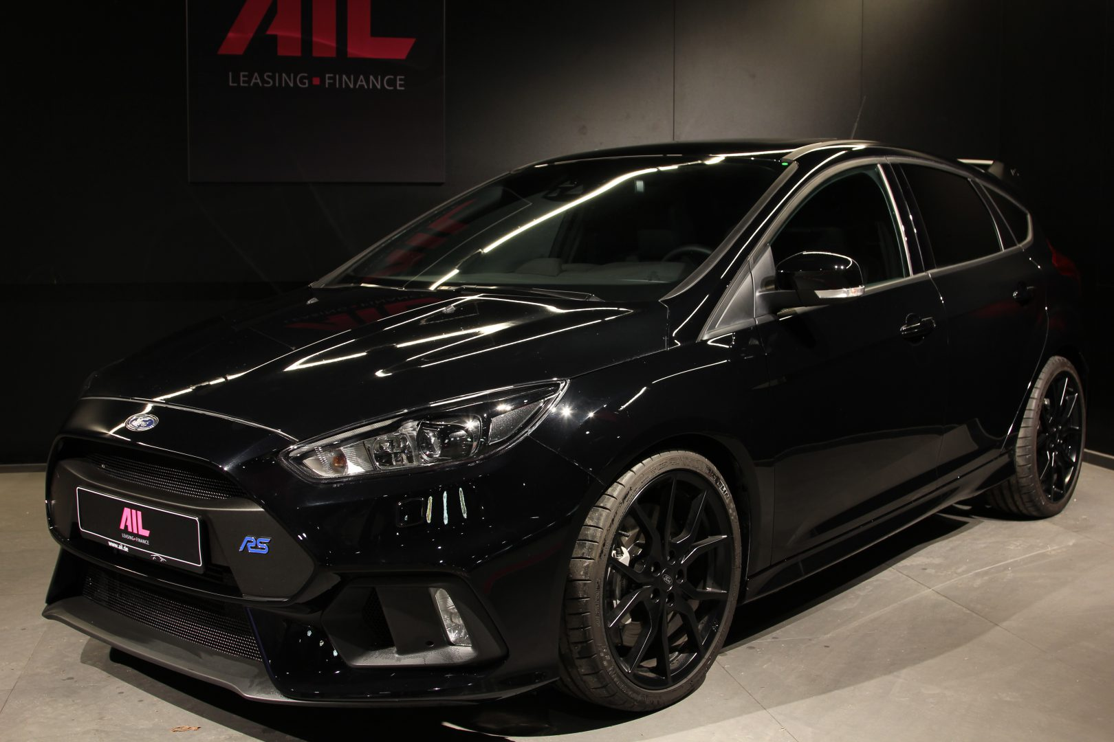 AIL Ford Focus RS Easy-Driver-Paket Recaro  8