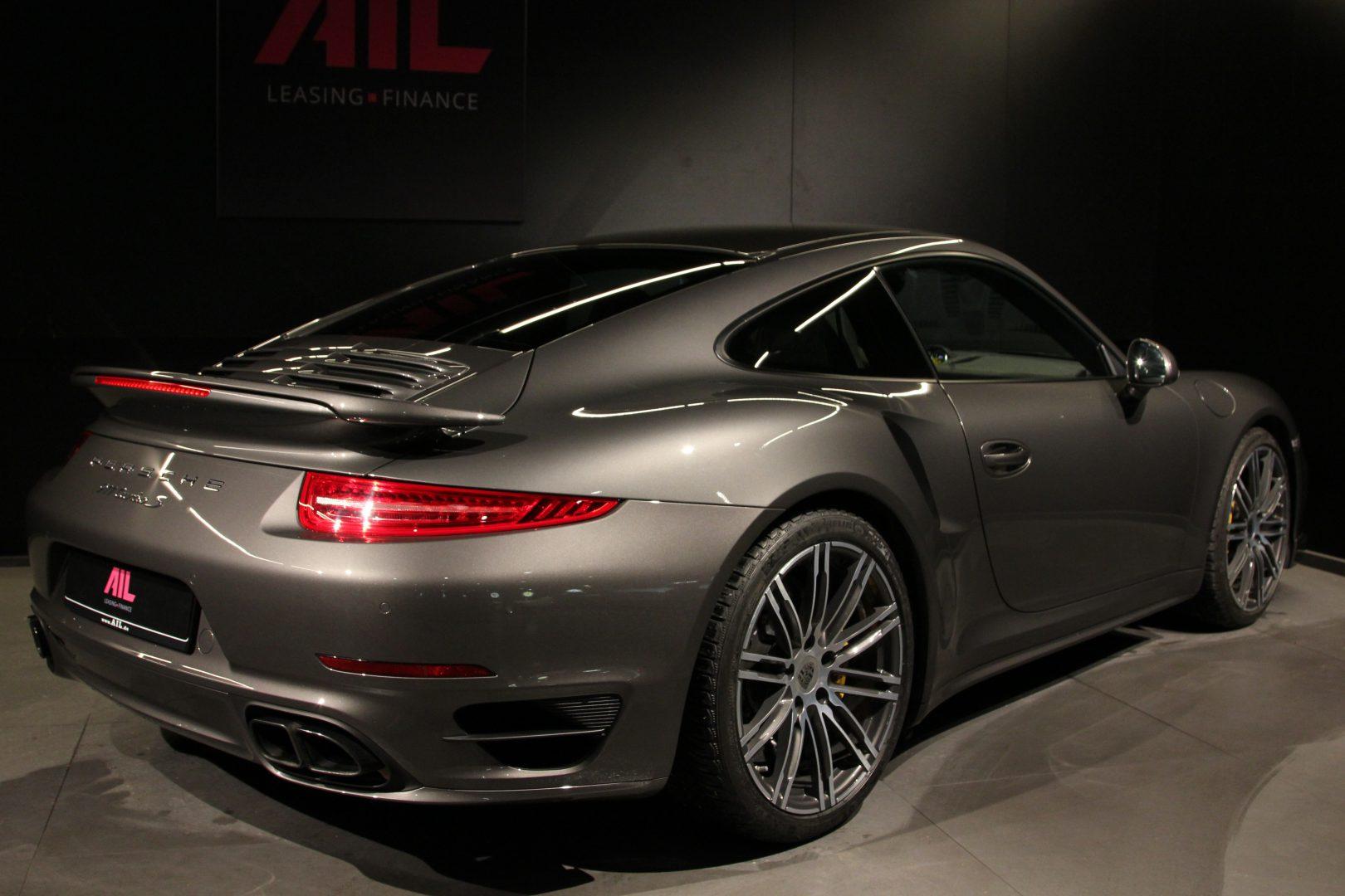 AIL Porsche 911 991 Turbo S Sport-Chrono-Paket 3