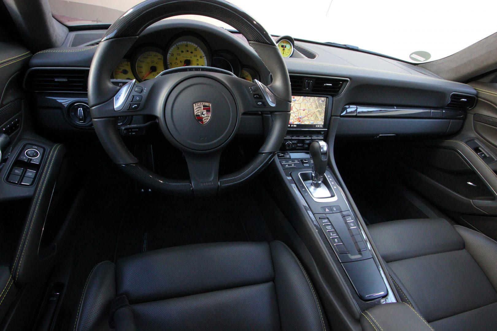 AIL Porsche 911 991 Turbo S Sport-Chrono-Paket 9