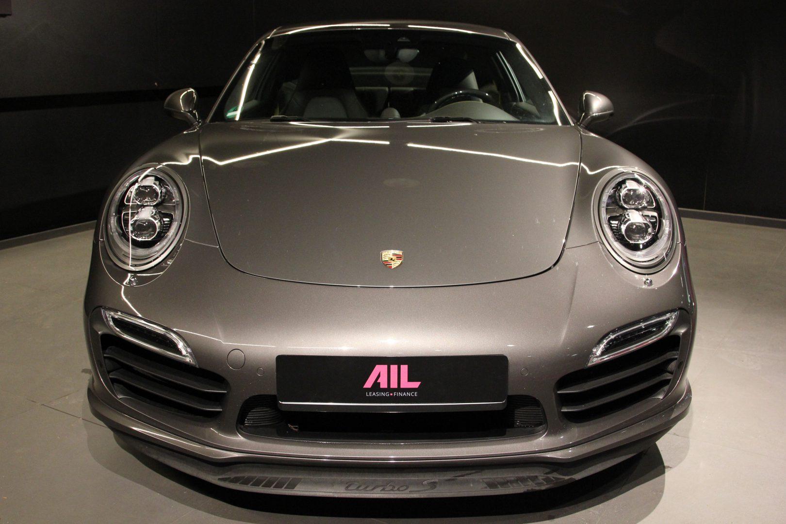 AIL Porsche 911 991 Turbo S Sport-Chrono-Paket 10