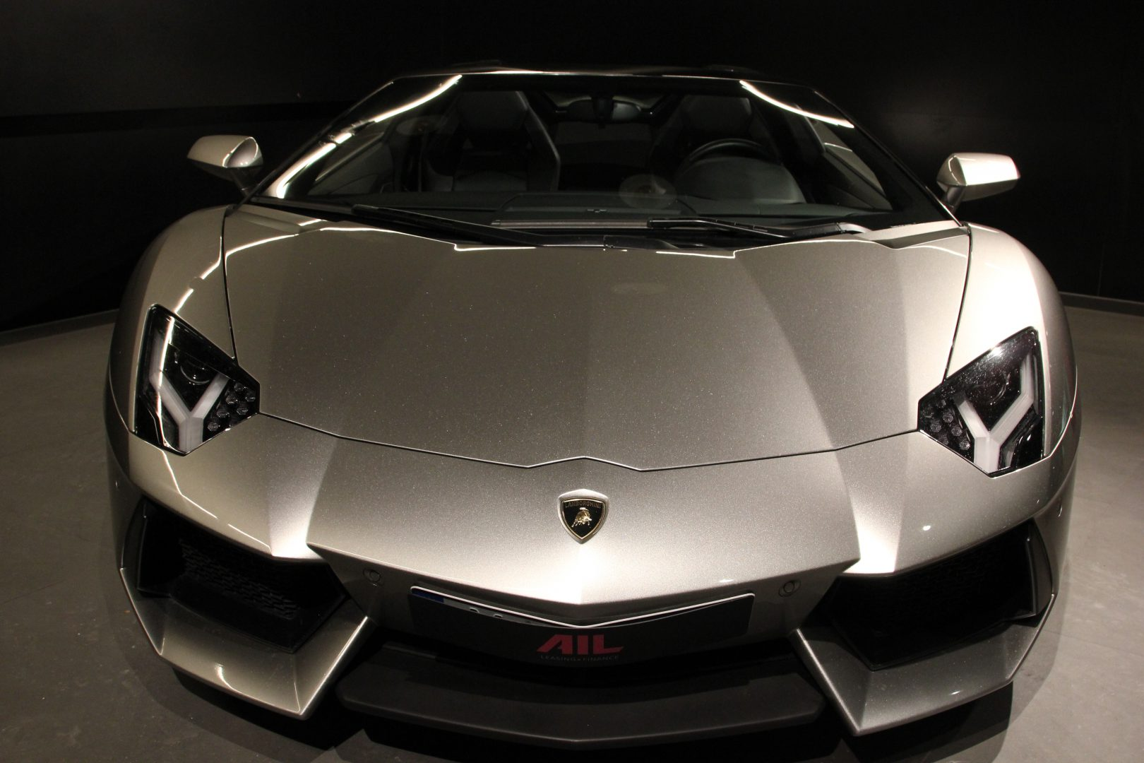 AIL Lamborghini Aventador LP700-4 Roadster LIFT  Dione Forged 8