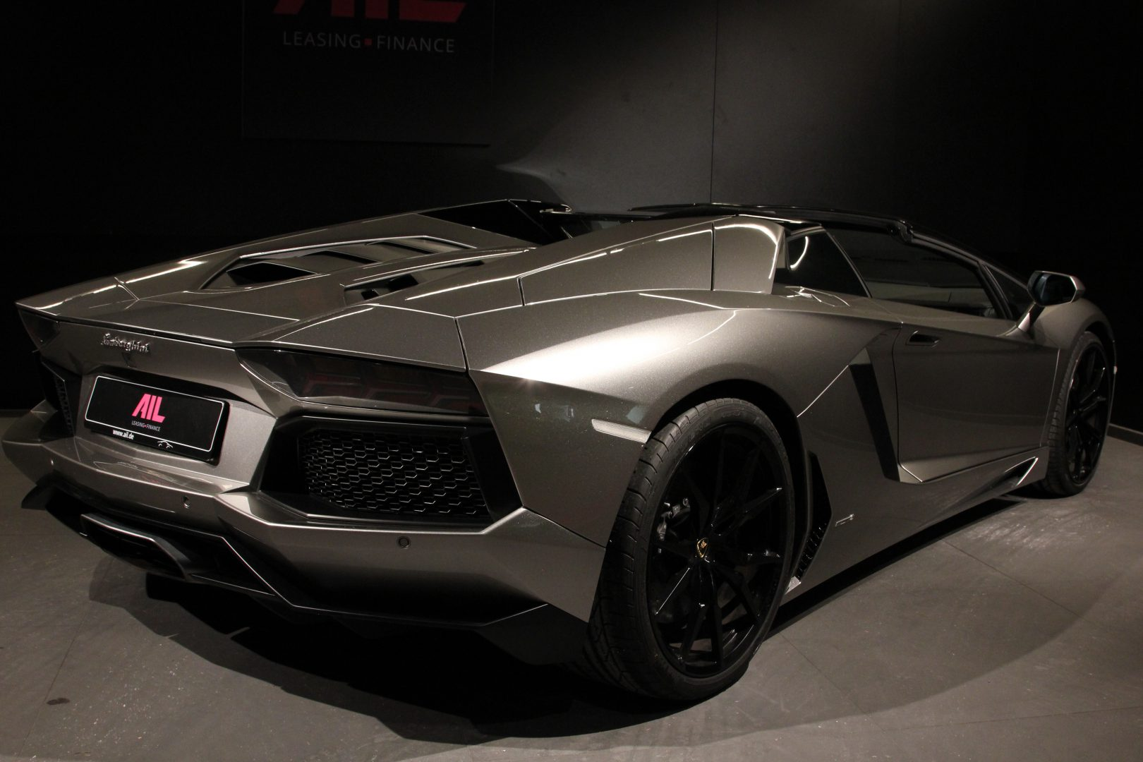 AIL Lamborghini Aventador LP700-4 Roadster LIFT  Dione Forged 1