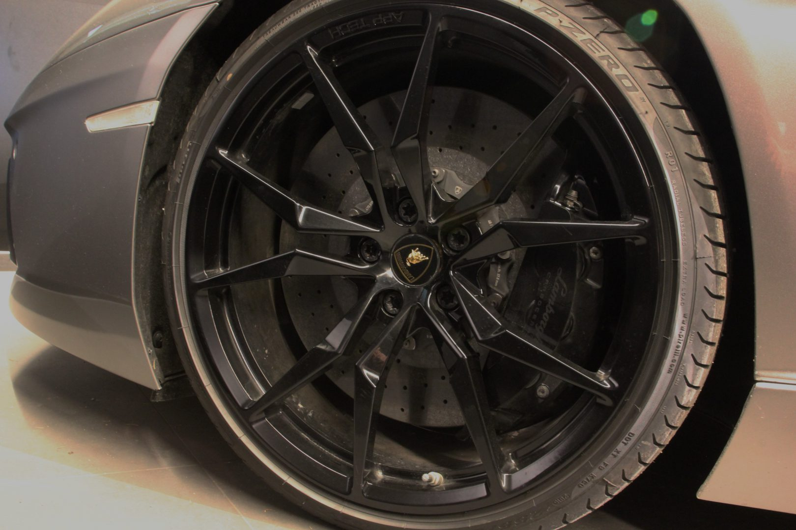 AIL Lamborghini Aventador LP700-4 Roadster LIFT  Dione Forged 14