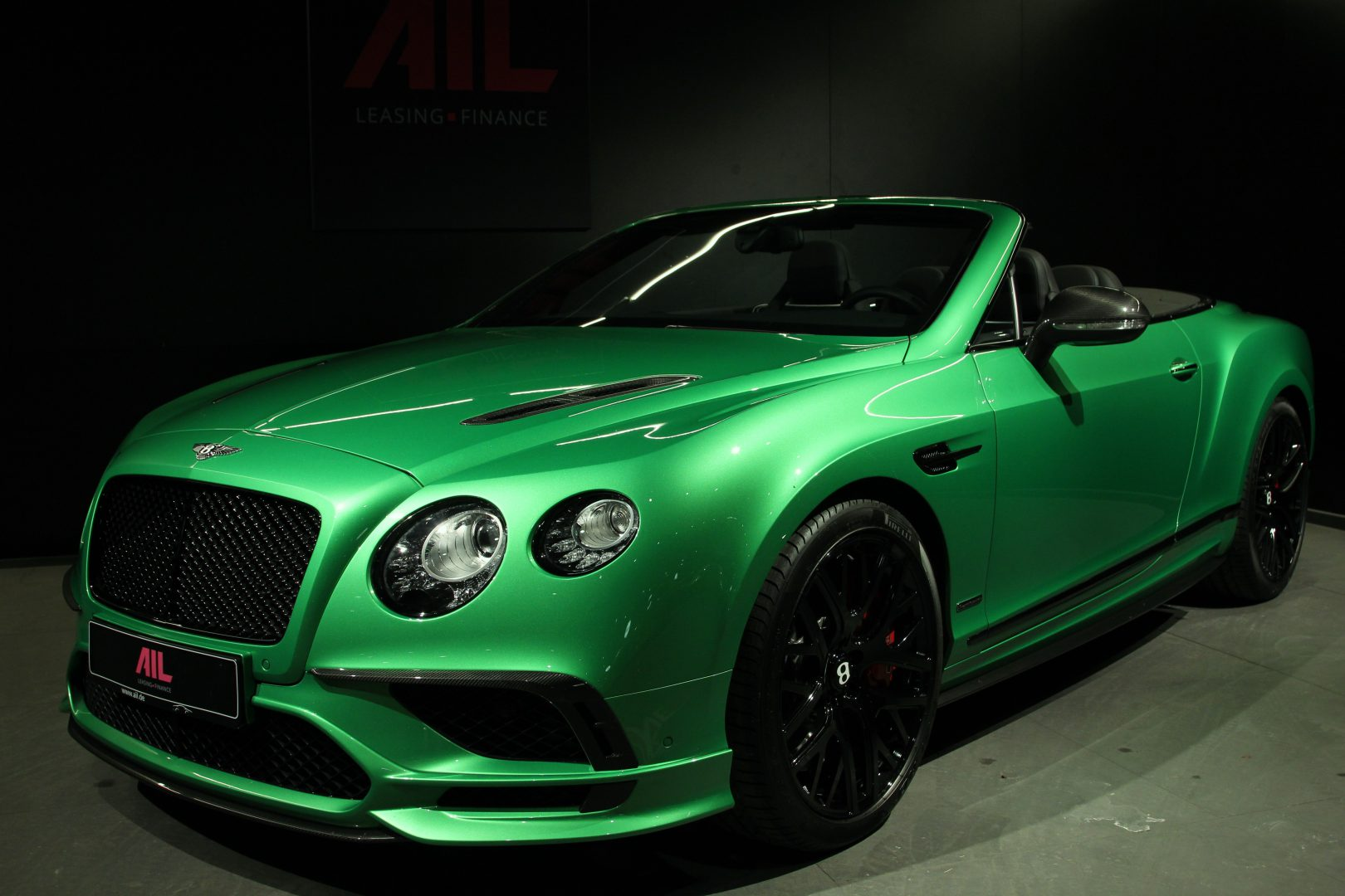 AIL Bentley Continental Supersports Convertible 1of 710 16