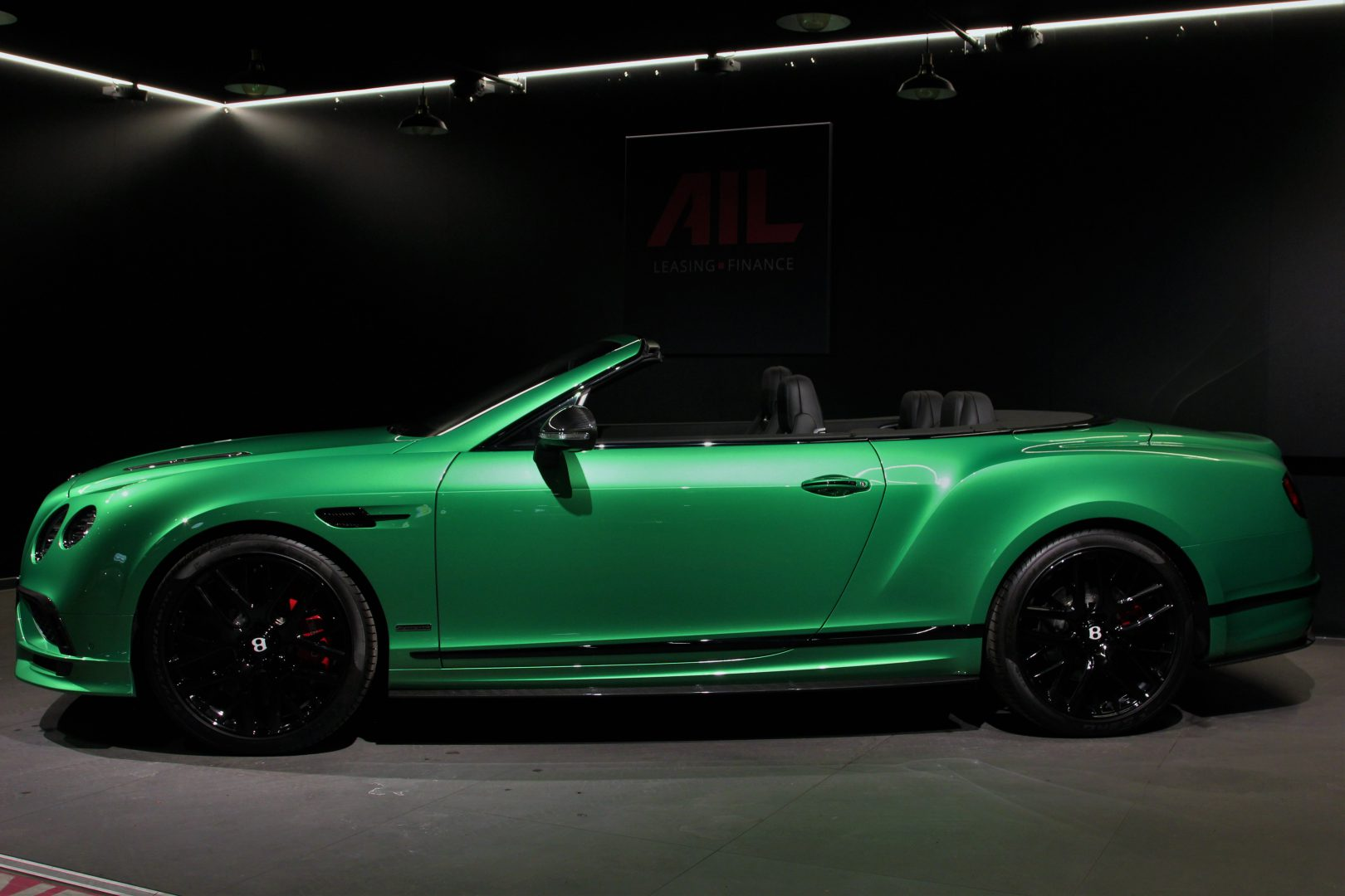 AIL Bentley Continental Supersports Convertible 1of 710 2