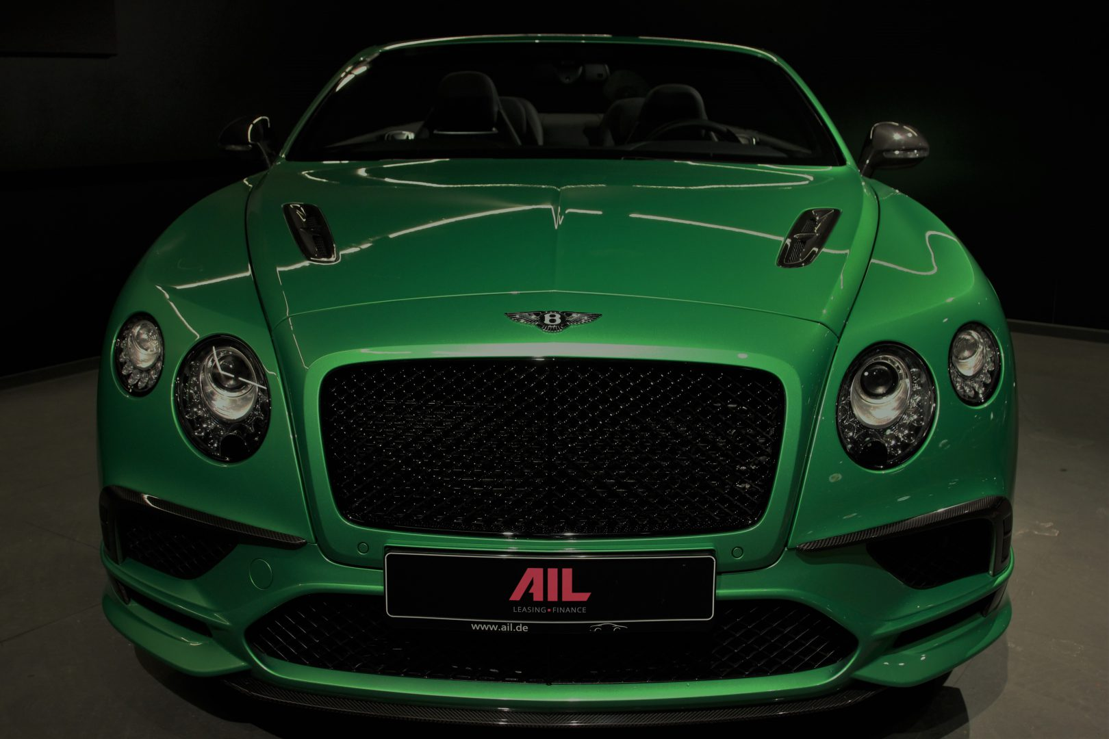AIL Bentley Continental Supersports Convertible 1of 710 10
