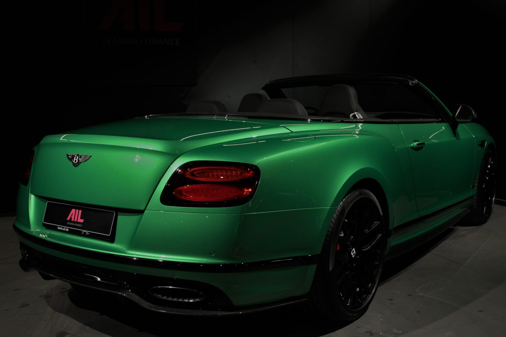 AIL Bentley Continental Supersports Convertible 1of 710 4