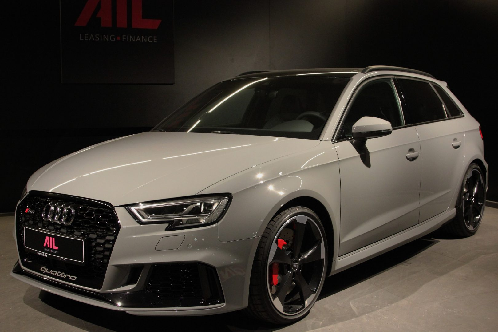 AIL Audi RS3 Sportback Matrix Virtual Panorama 13