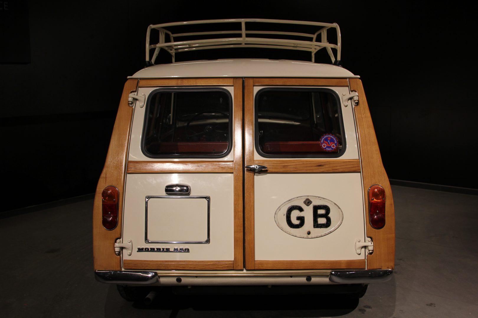 AIL MINI Mini Morris Traveller 8