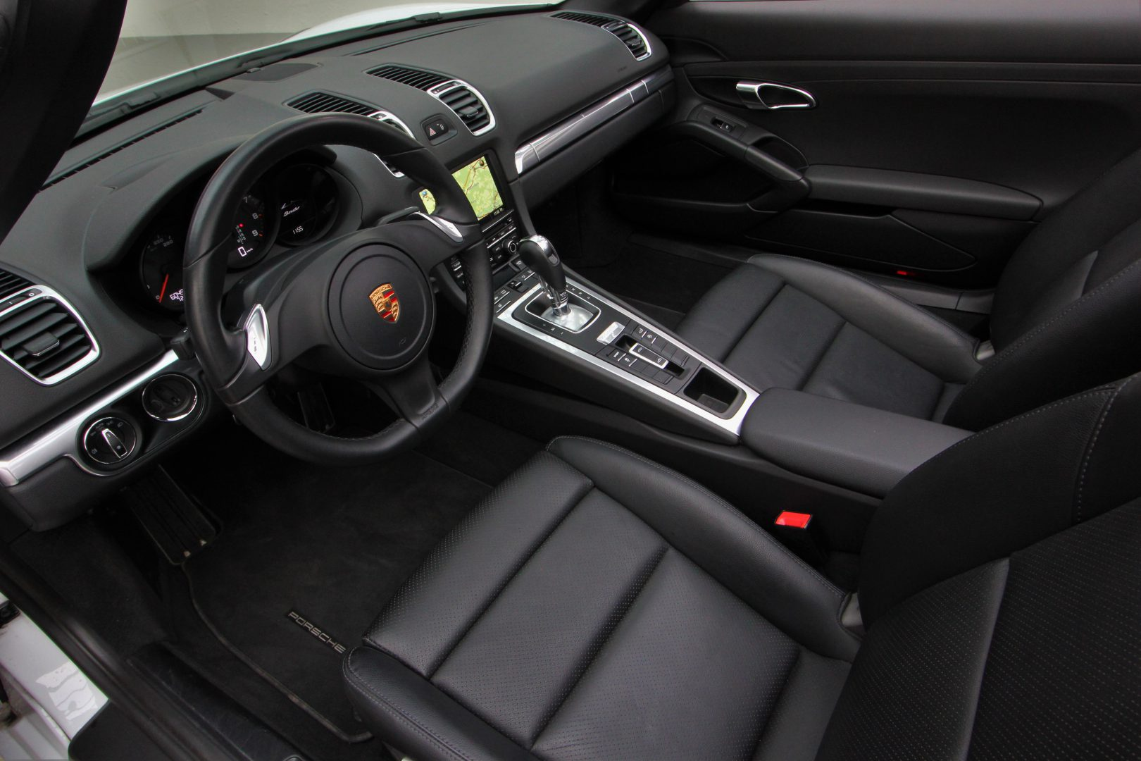 AIL Porsche Boxster PDK Sound-Package Plus 3